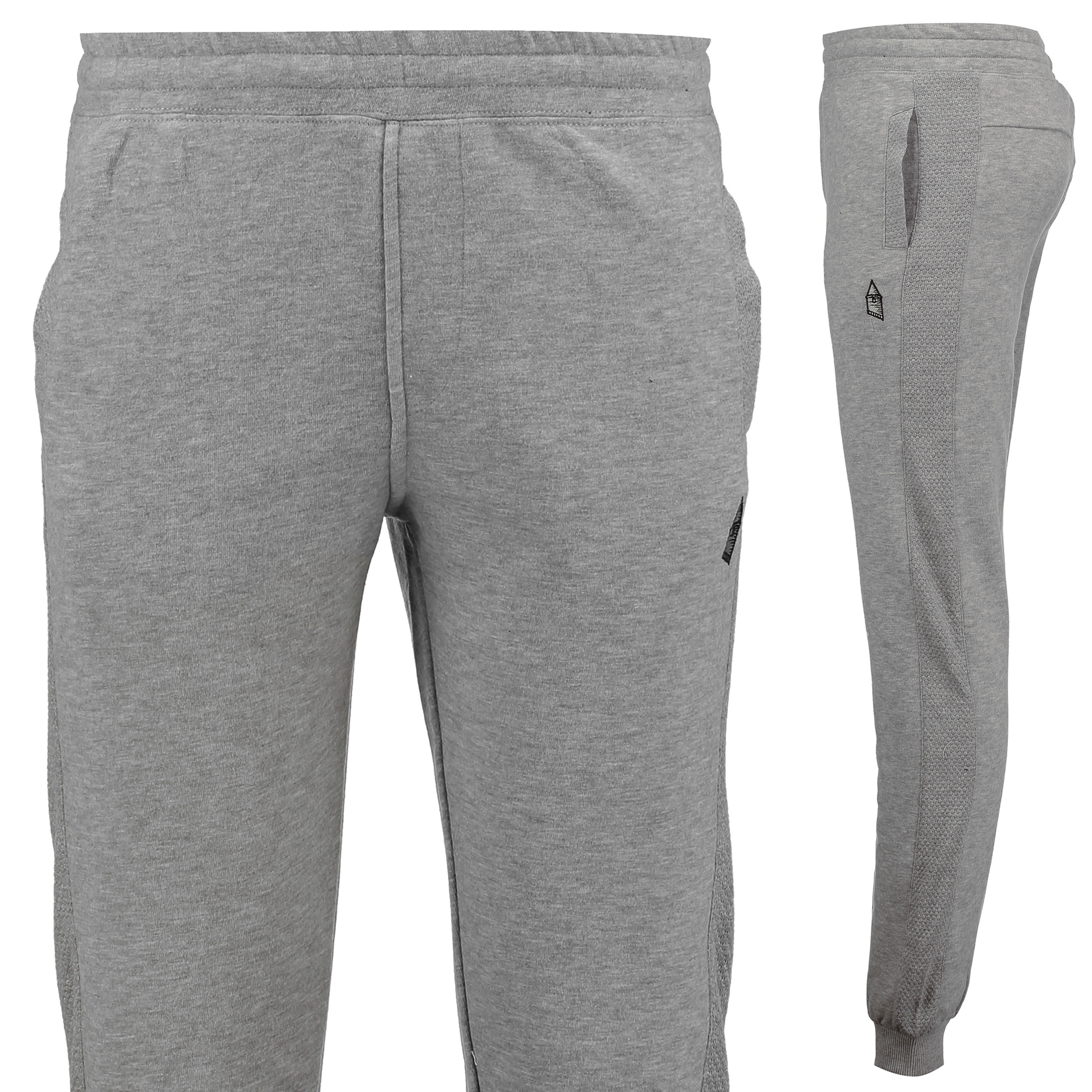 Everton Terrace Joggers - Grey Marl