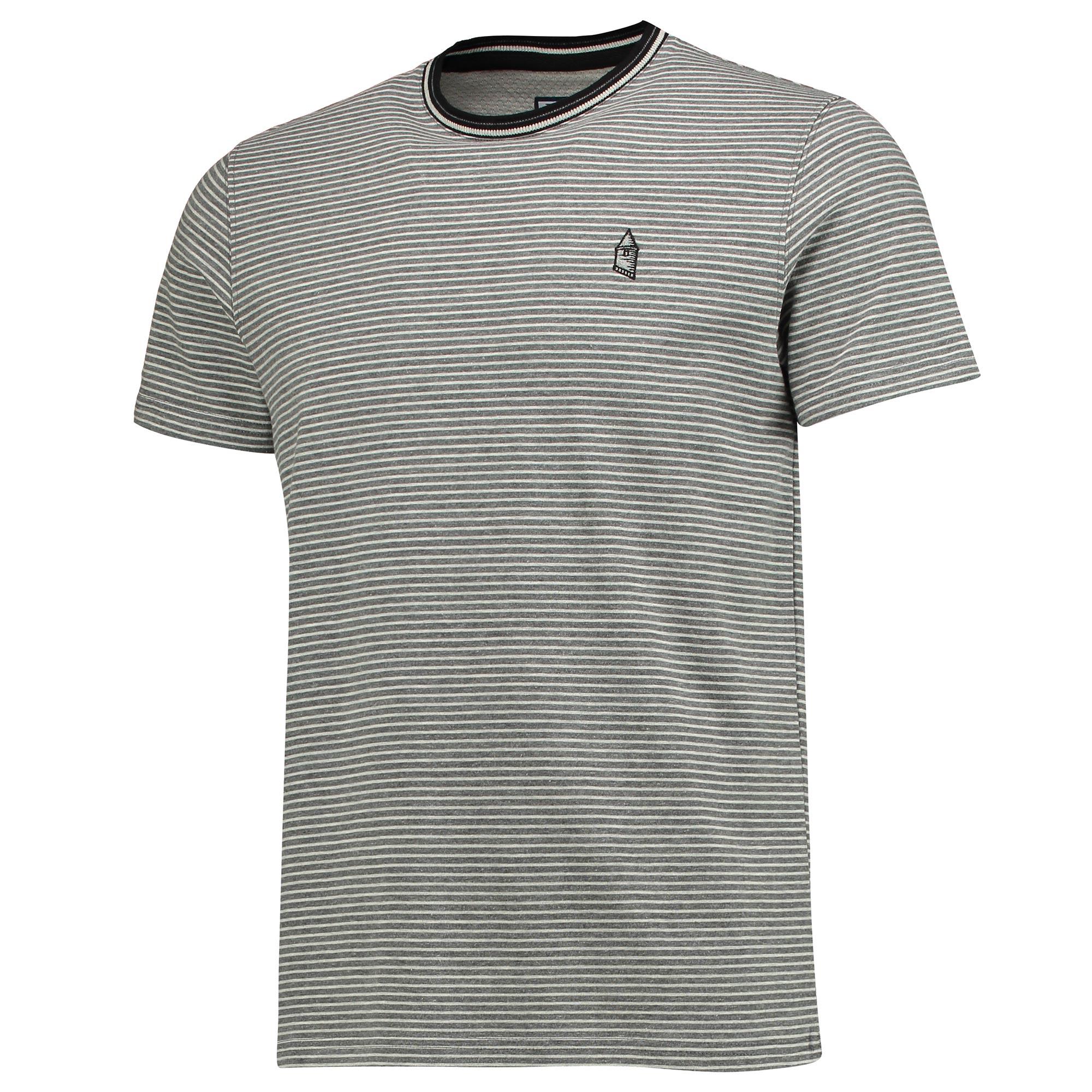 Everton Terrace T-Shirt - Grey Marl
