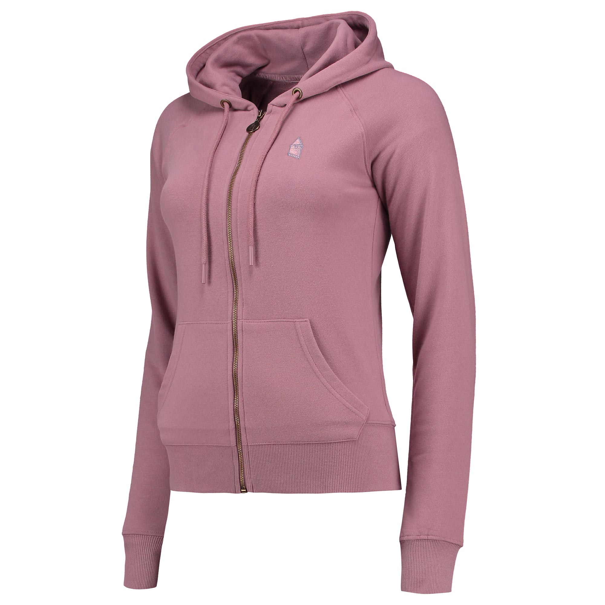 Everton Luxe Hoodie - Blush - Womens