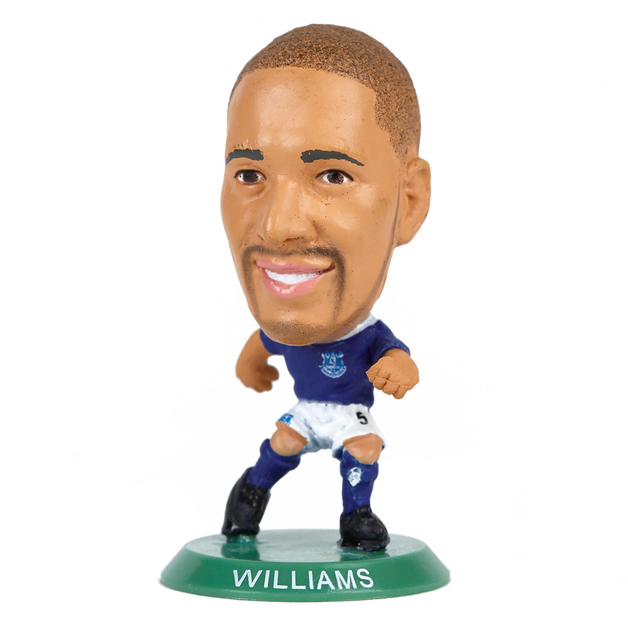 Everton Williams SoccerStarz