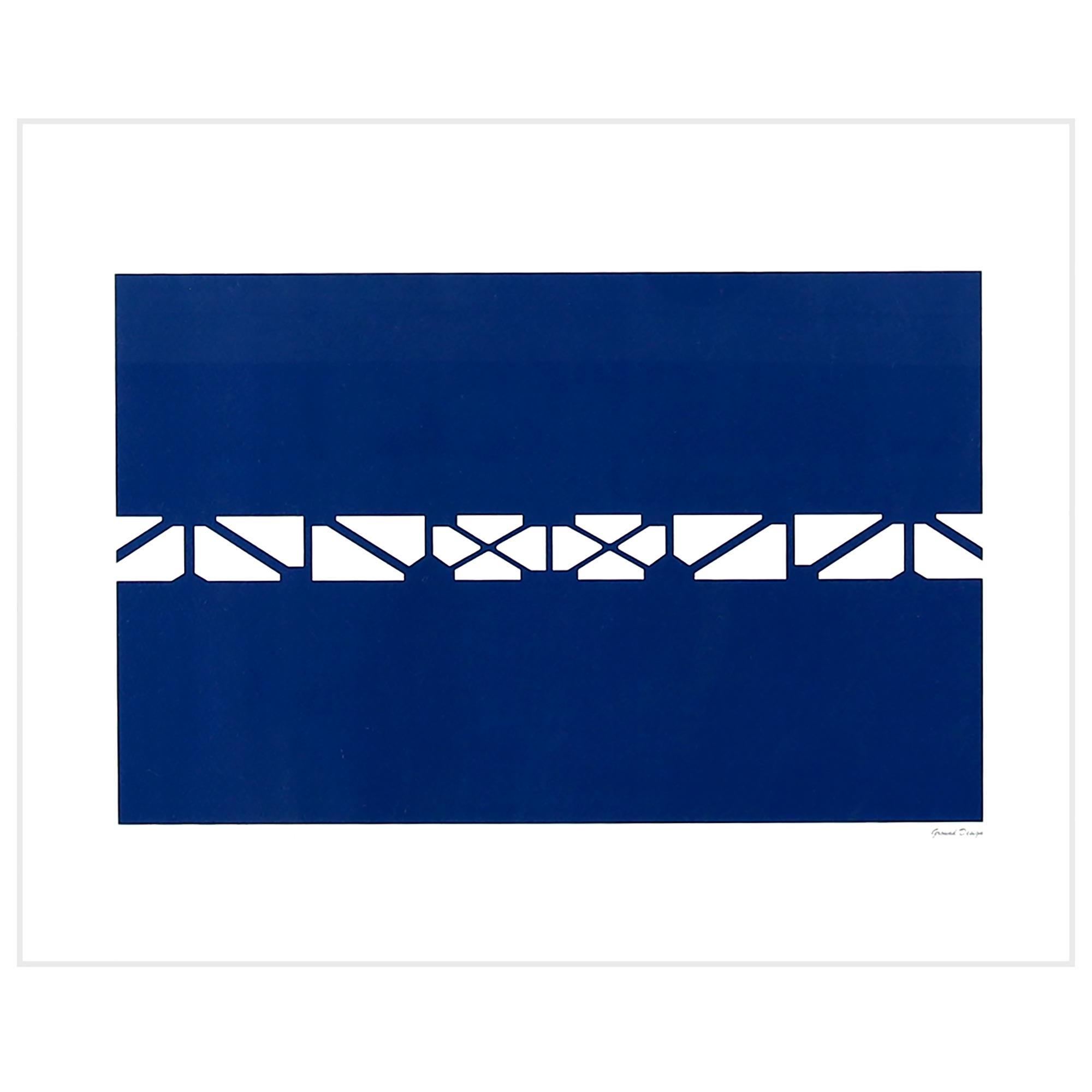 Everton Bullens Road Balcony A3 Art Print - Unframed
