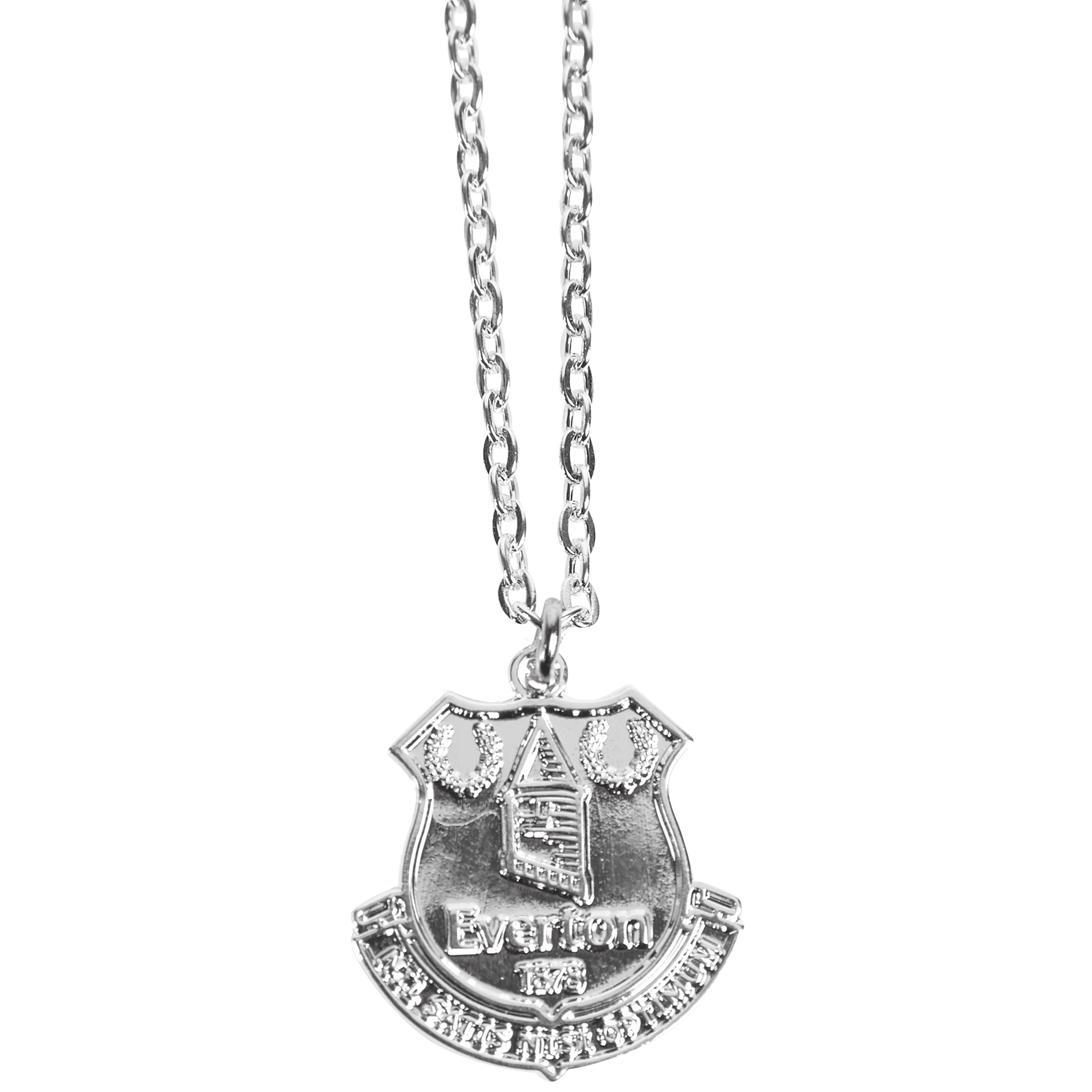 Everton Crest Pendant and Chain