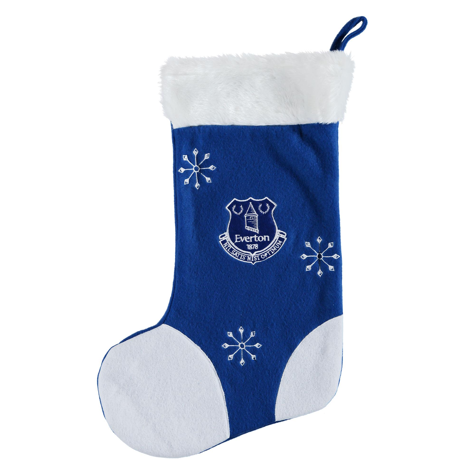 Image of Everton Christmas Stocking