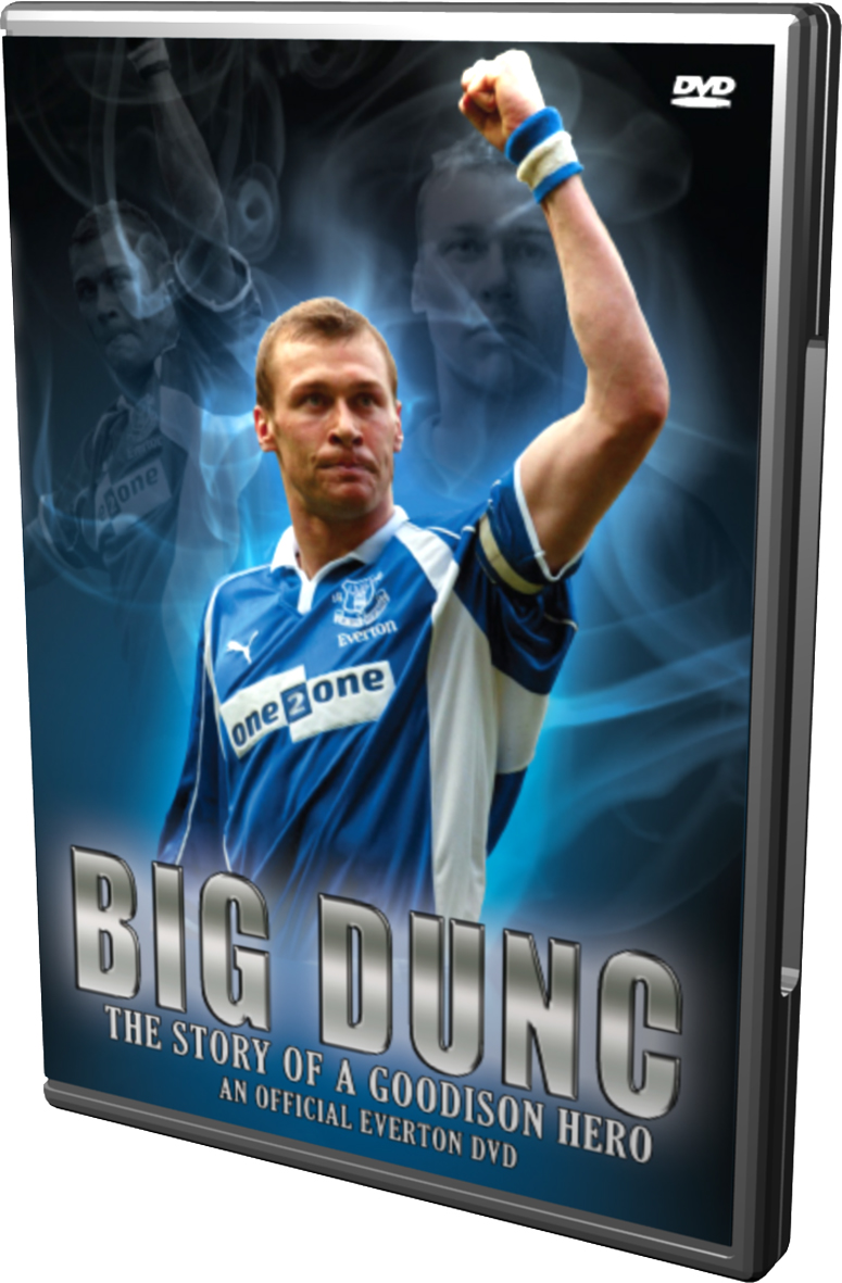 Everton - Big Dunc: Story of a Goodison Hero DVD