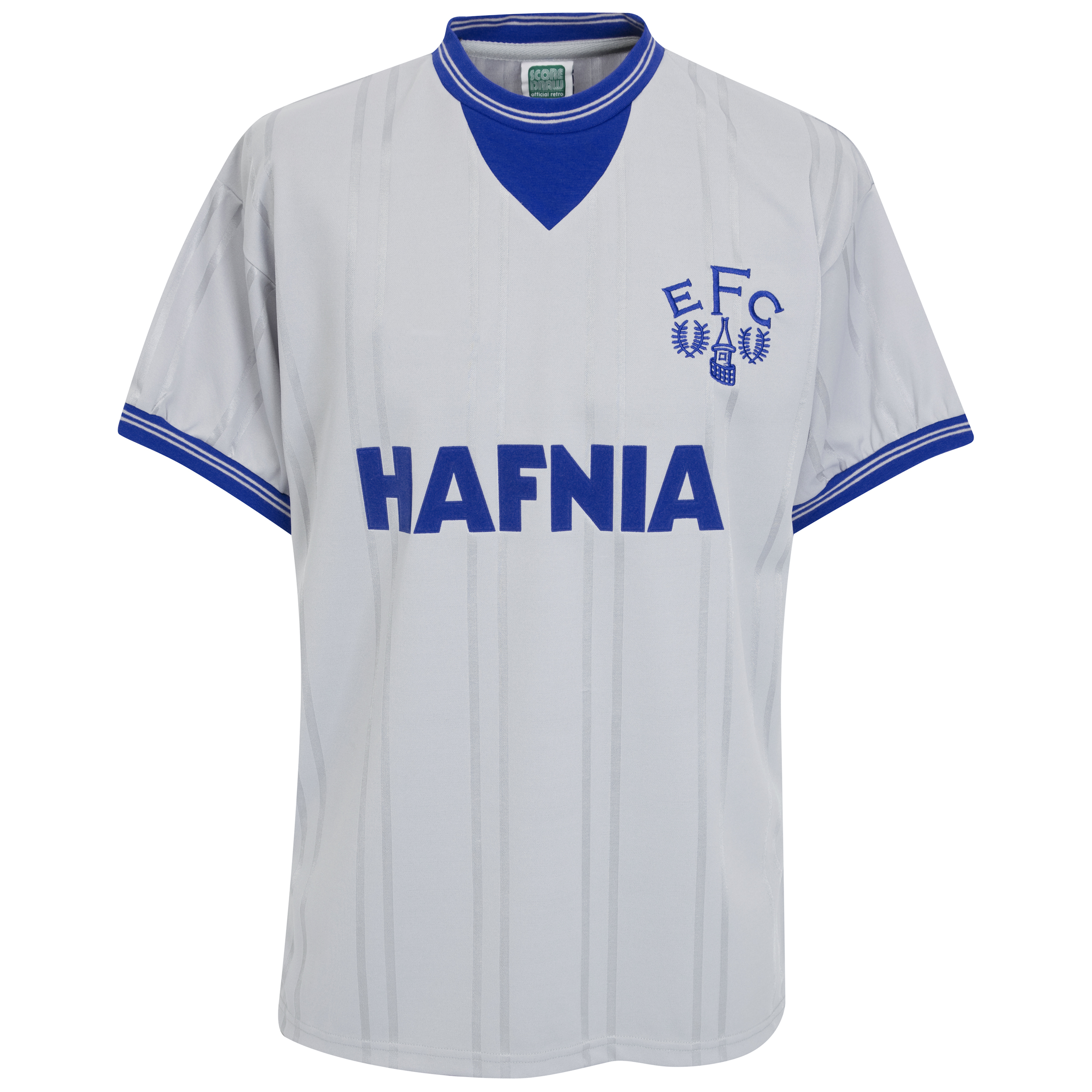 Everton 1984 Away Shirt - Grey