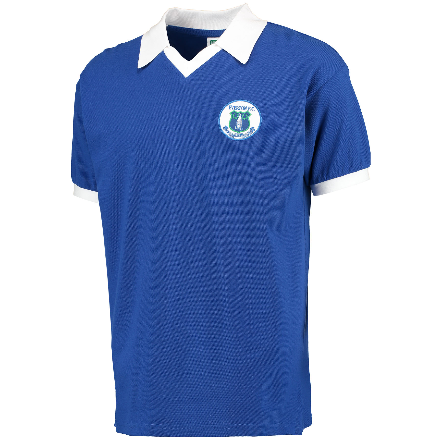 Everton 1978 S/S Home Shirt - Blue