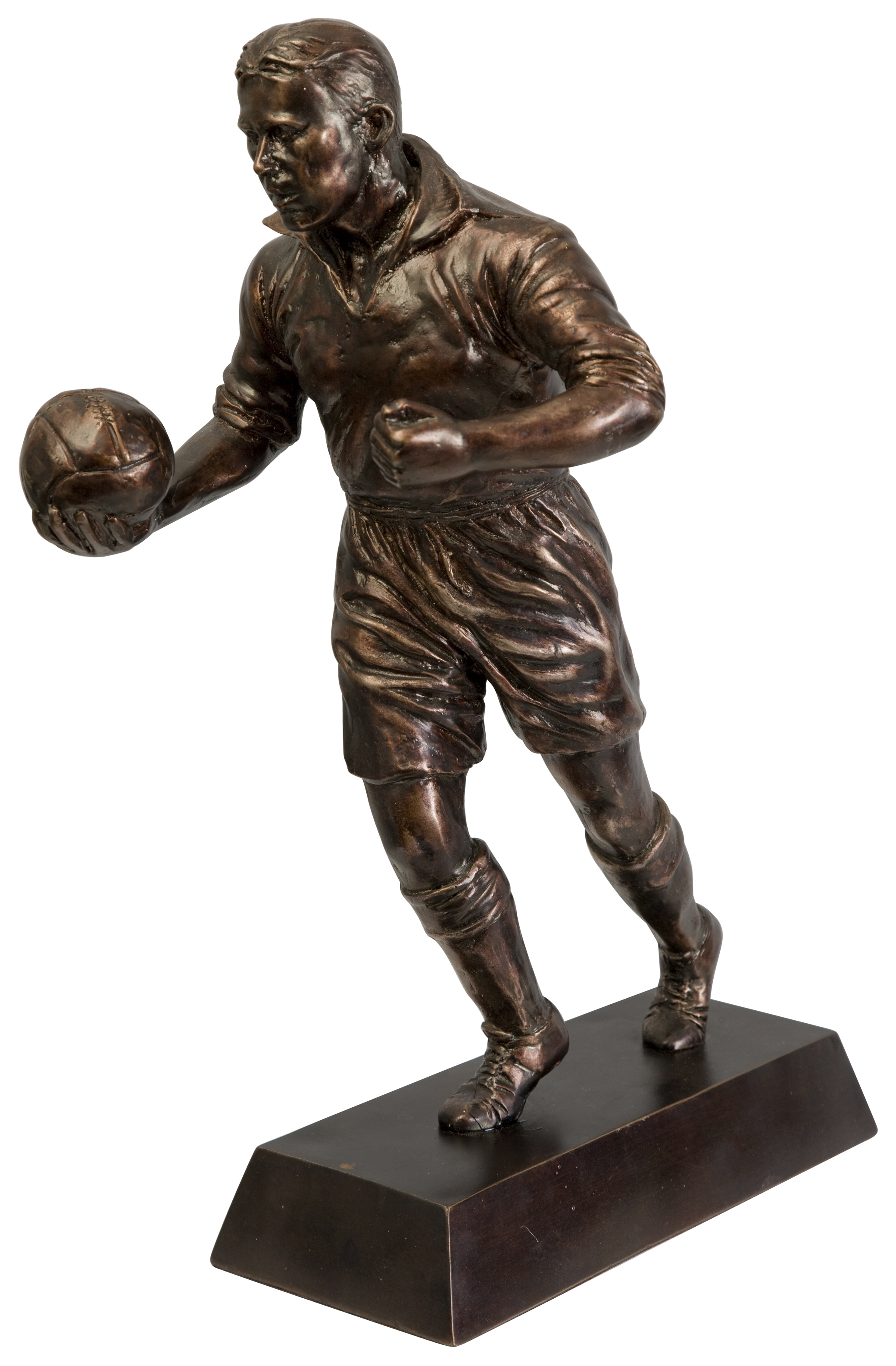 Everton Dixie Dean Limited Edition 18.5Inch Statue
