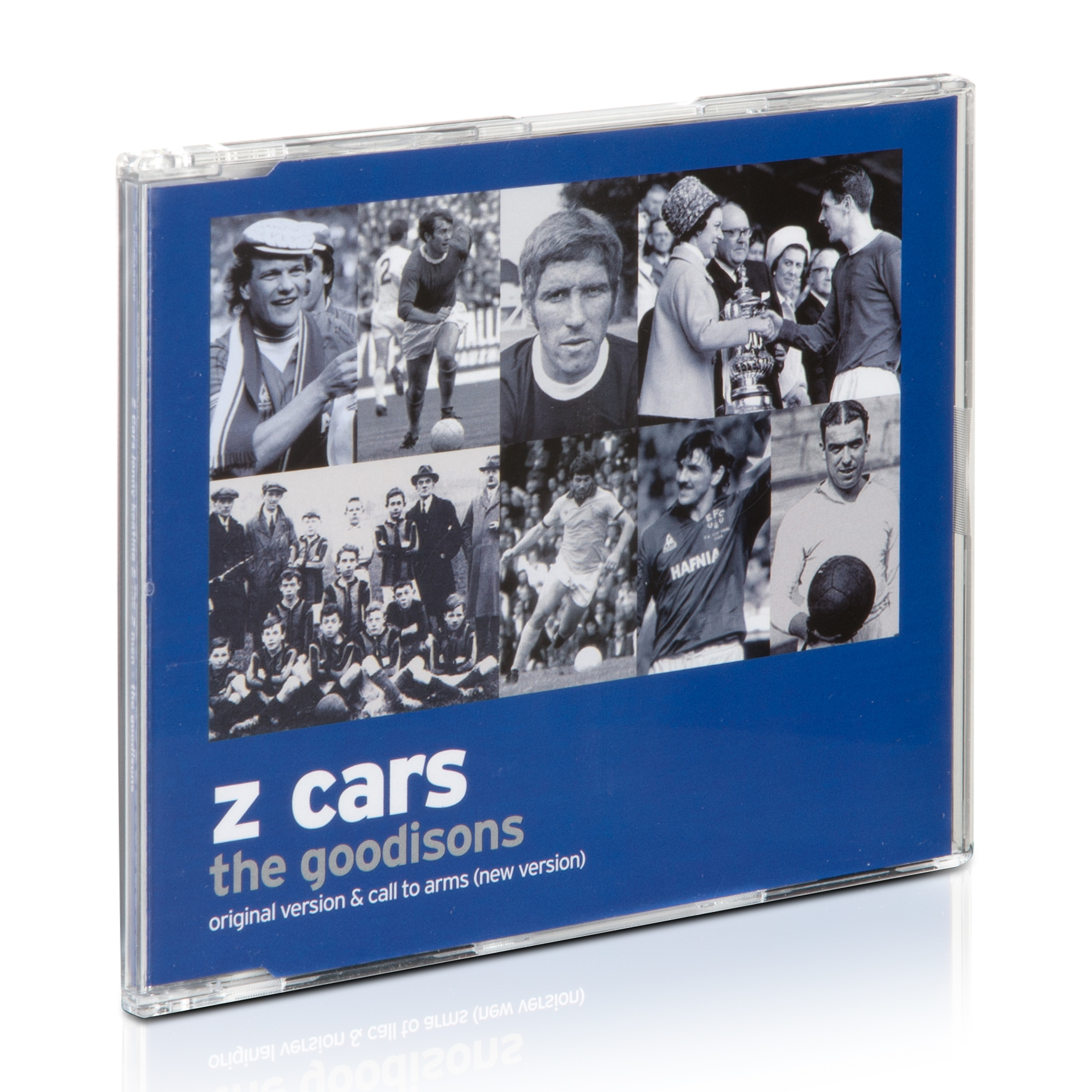 Everton Z Cars CD