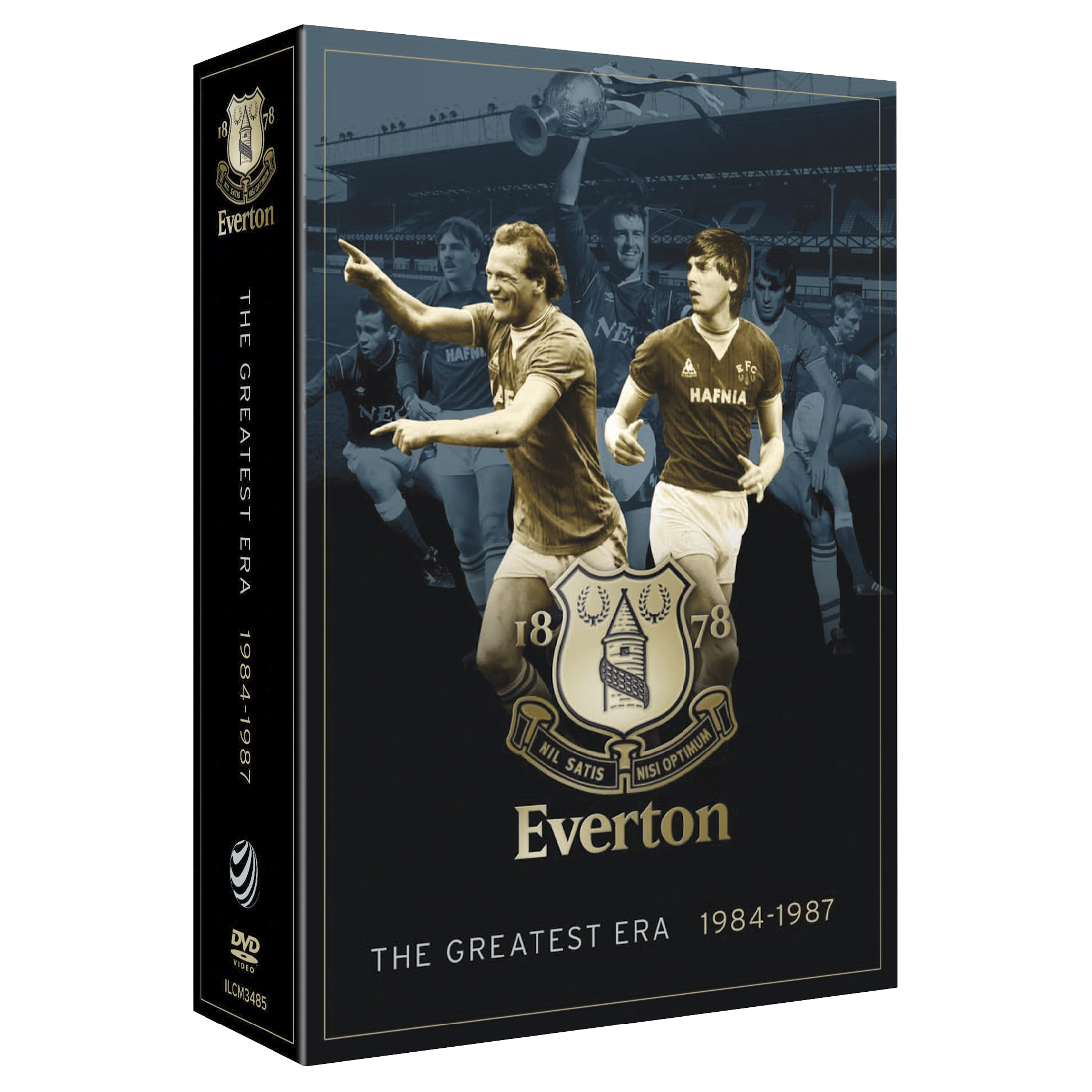 Everton Evertons Greatest Era  DVD Box Set