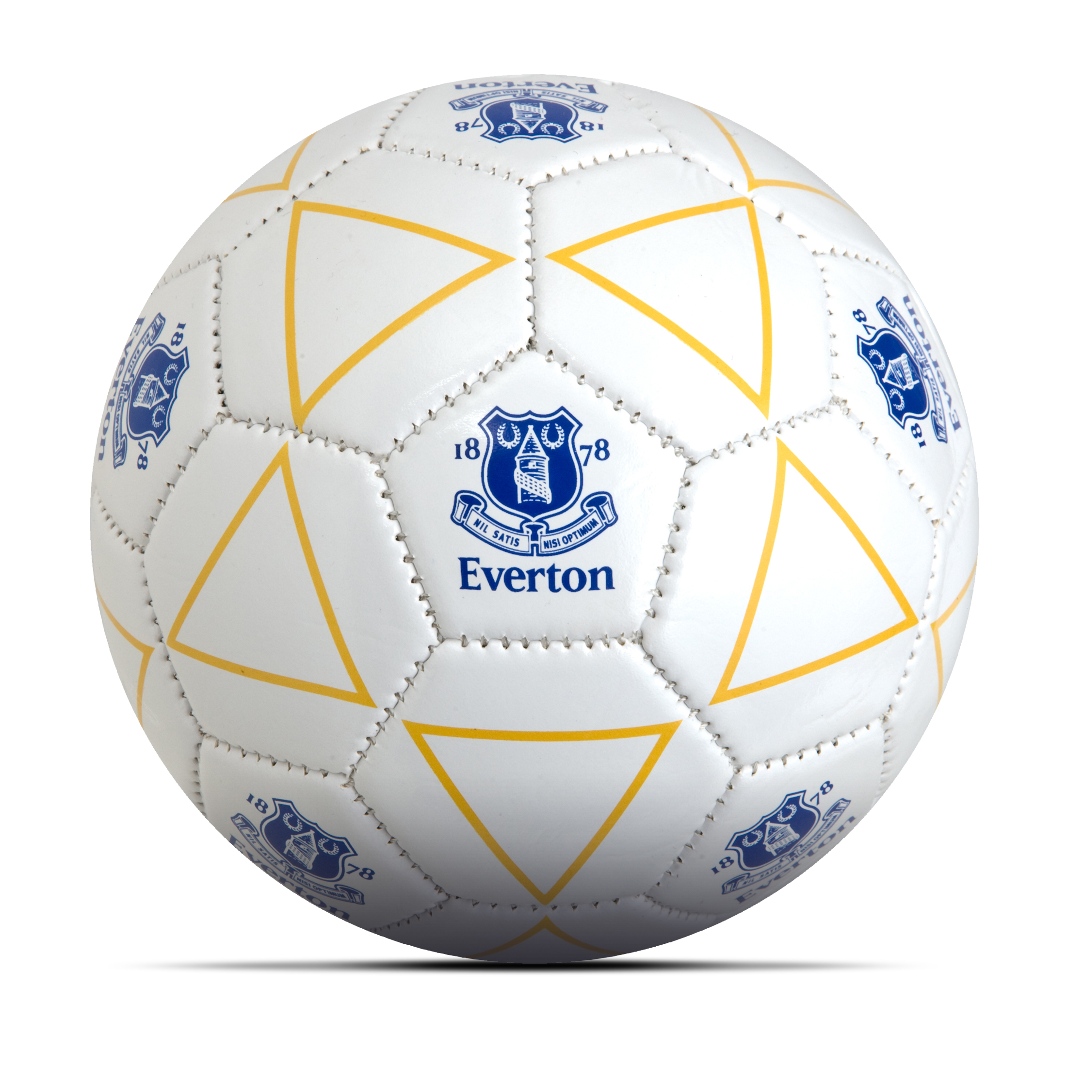 Everton Comet Football Size 2 - White
