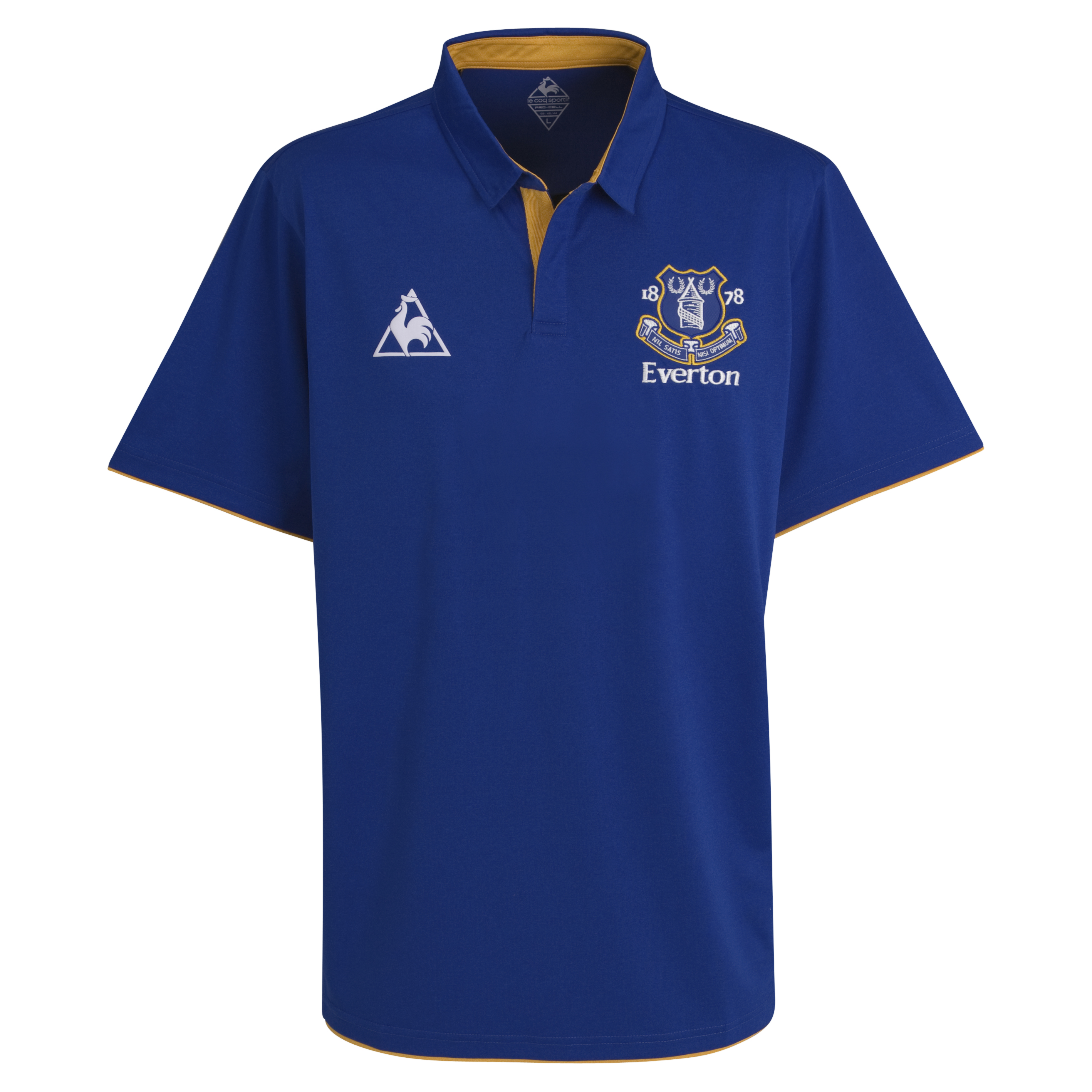 Everton Home Shirt 2011/12 - Kids