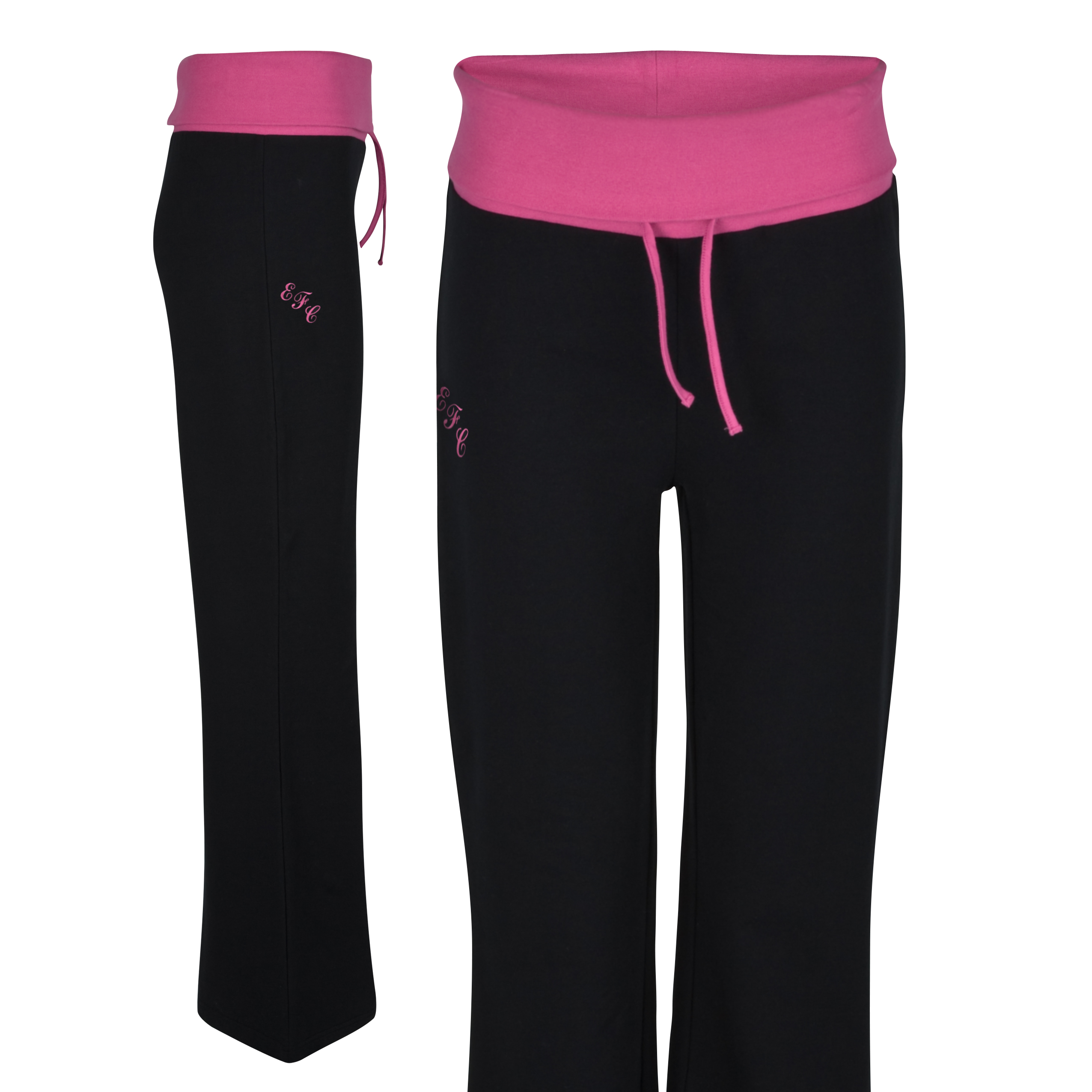 Everton Essential Performance Moonwalk Pant - Black - Girls