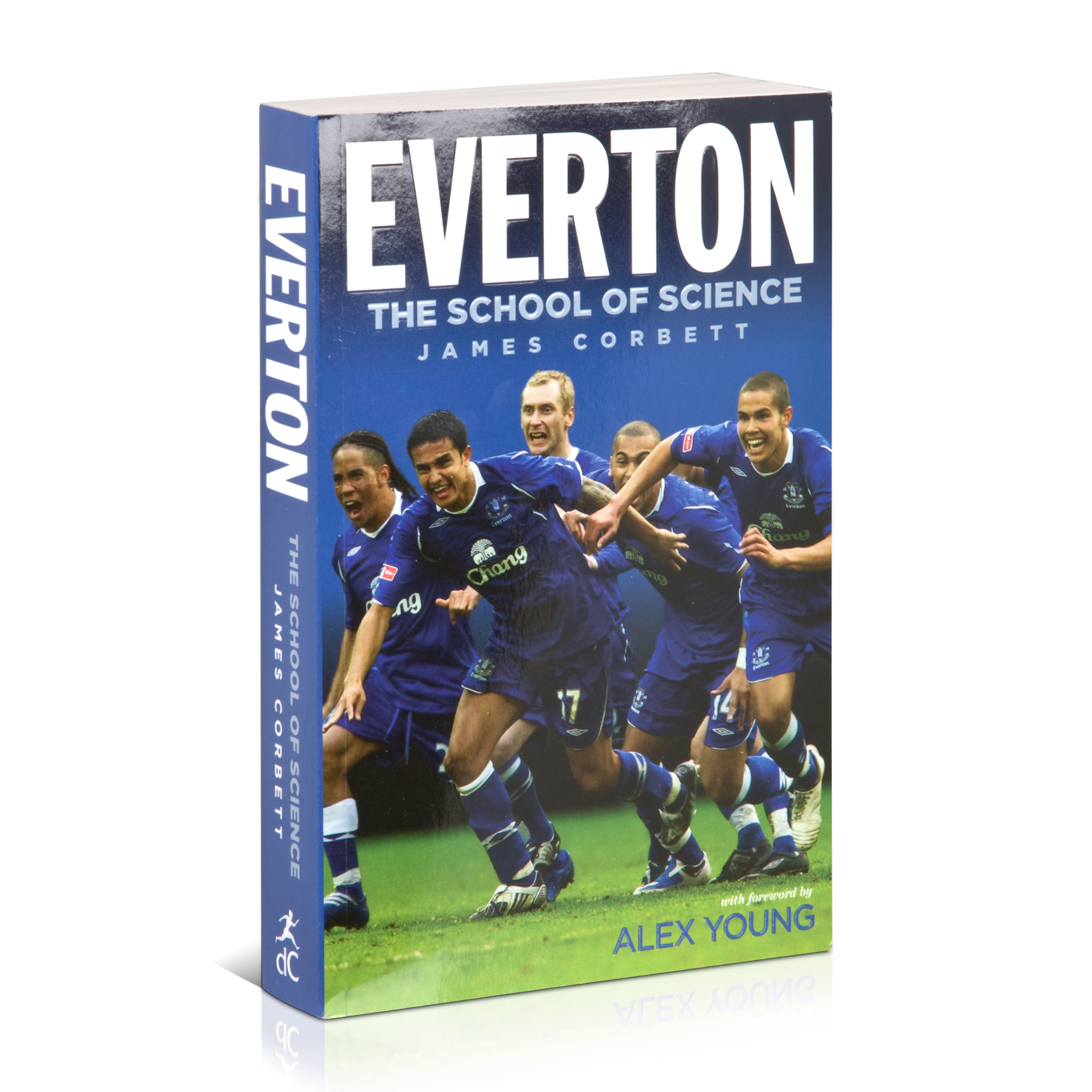 Everton The School of Science Book