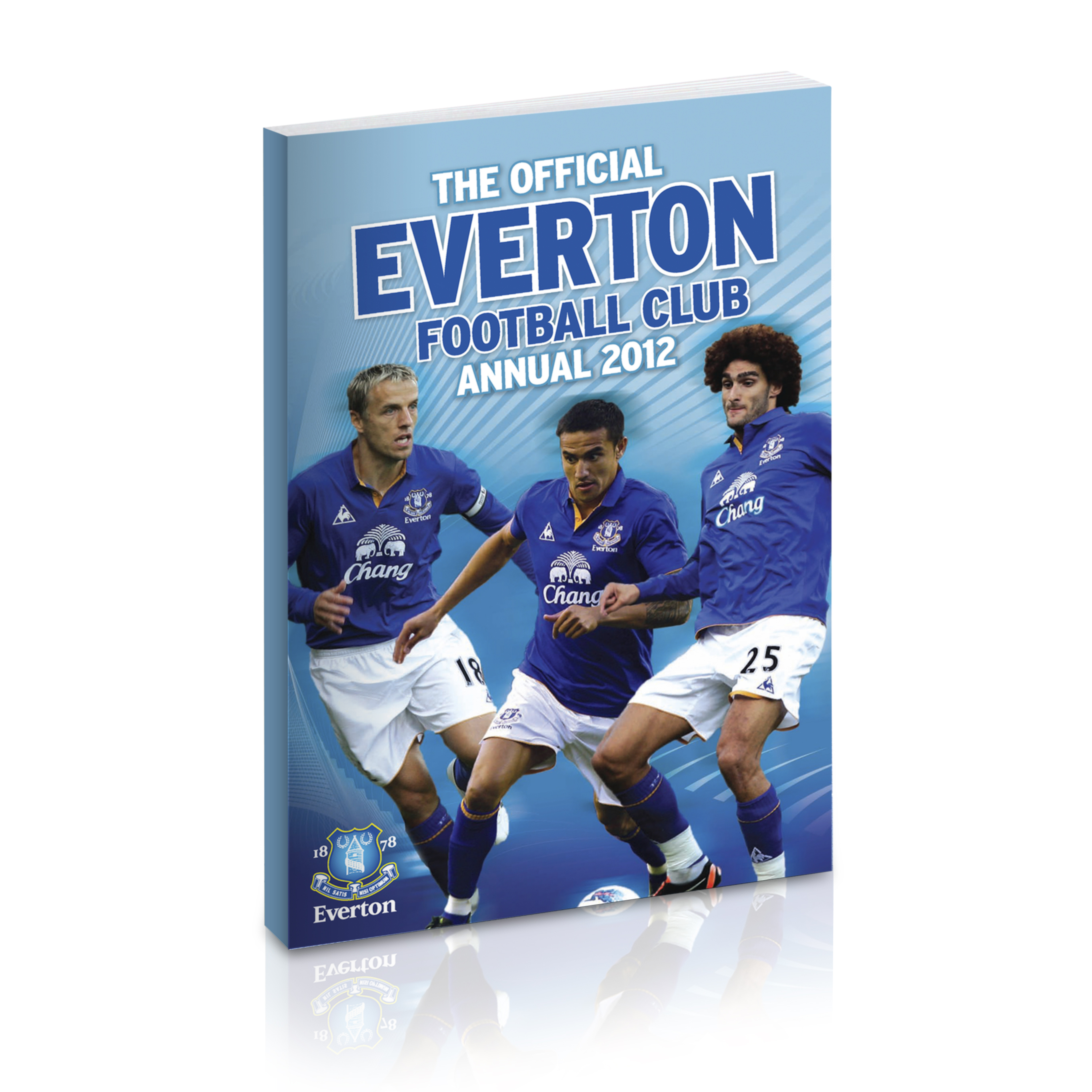 Everton Annual 2012