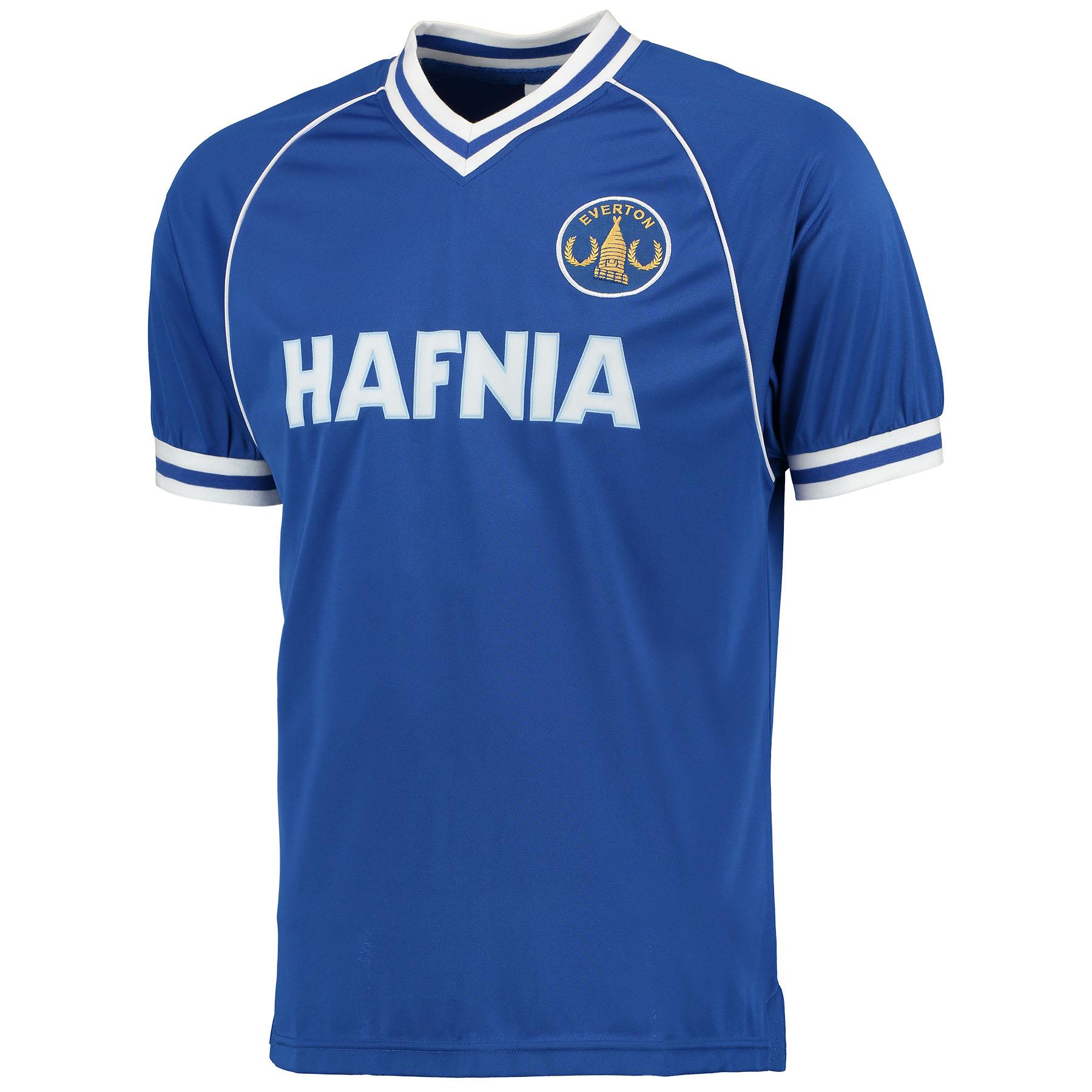 Image of Everton 1982 Home Shirt