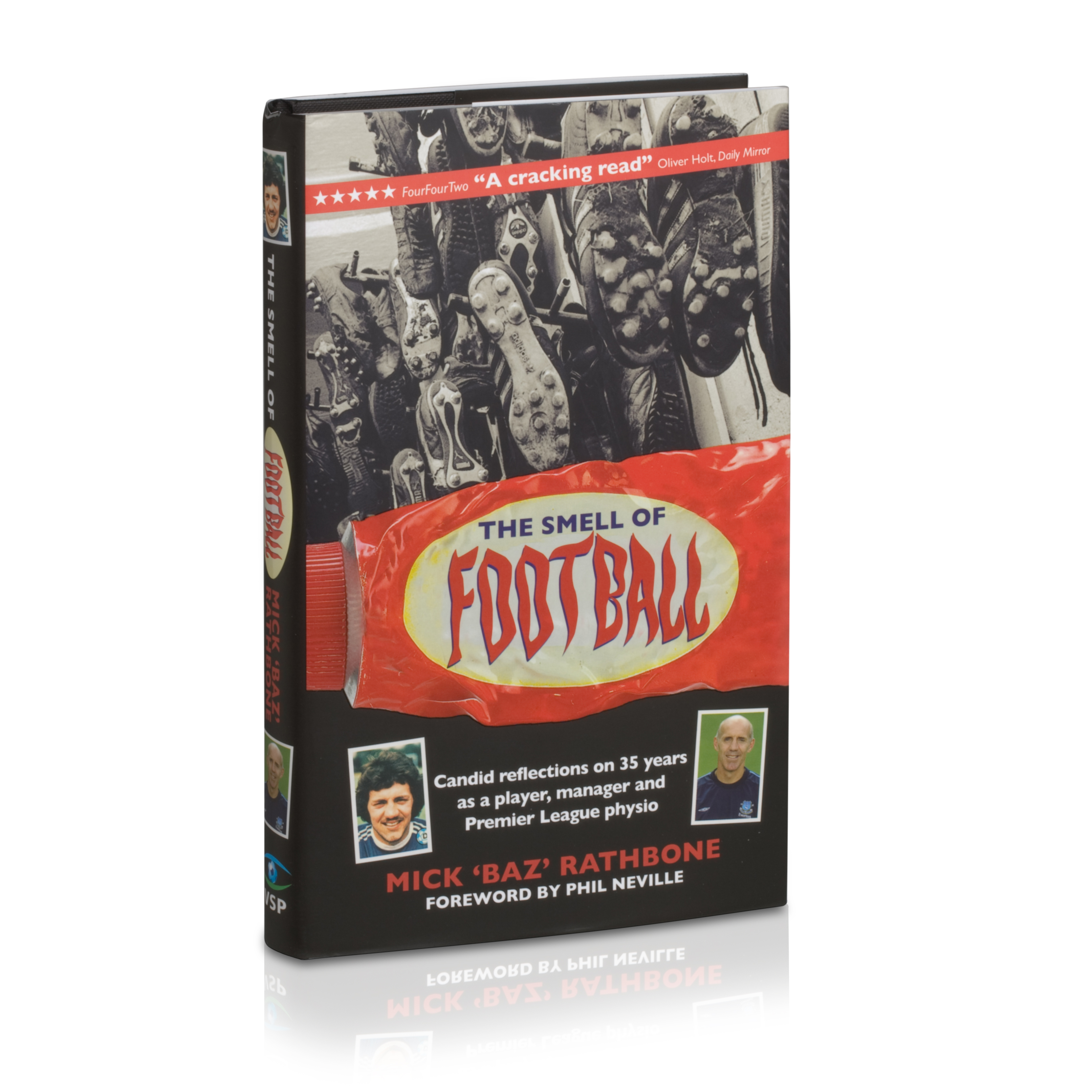 Everton The Smell of Football Book