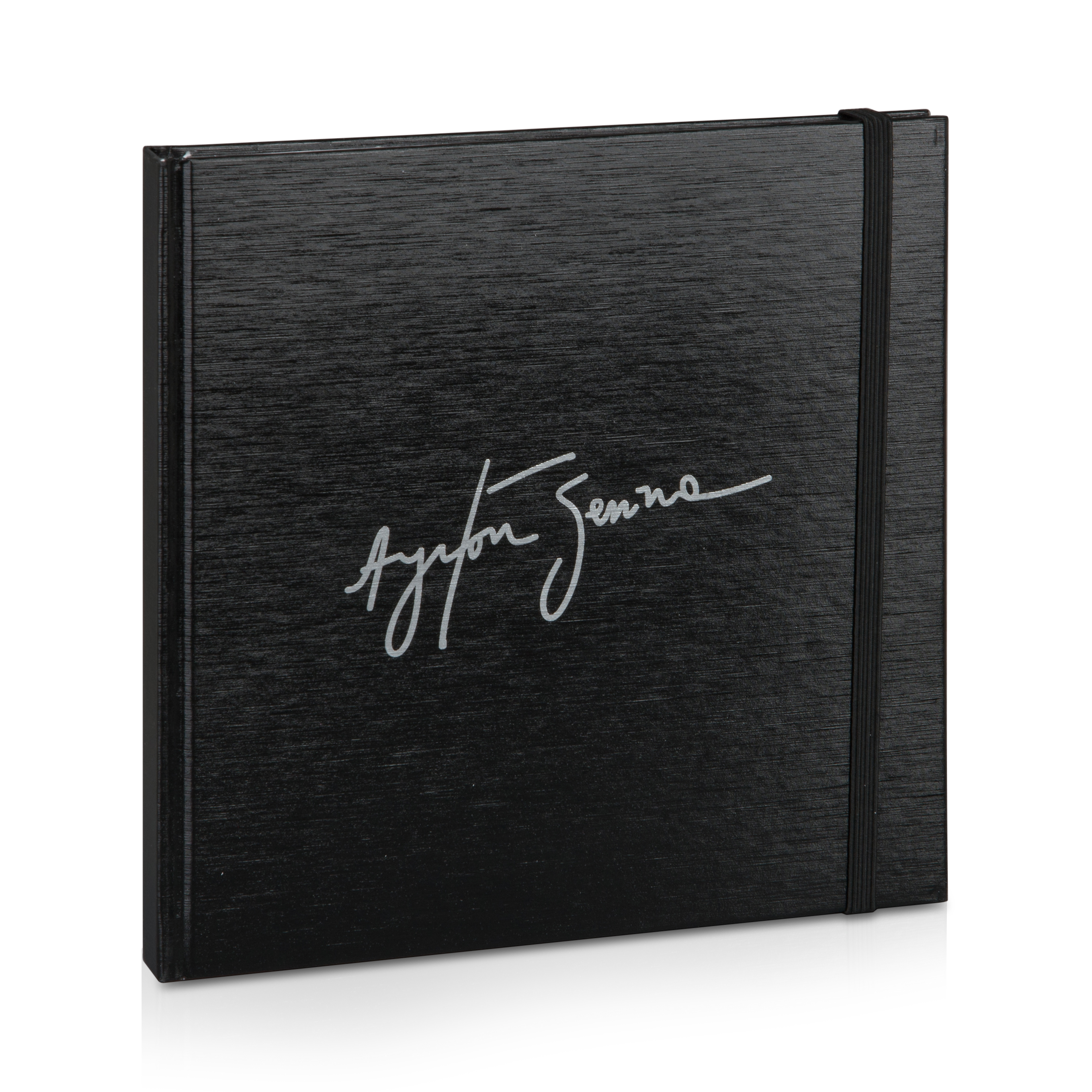 Ayrton Senna Note Book and Pen Set