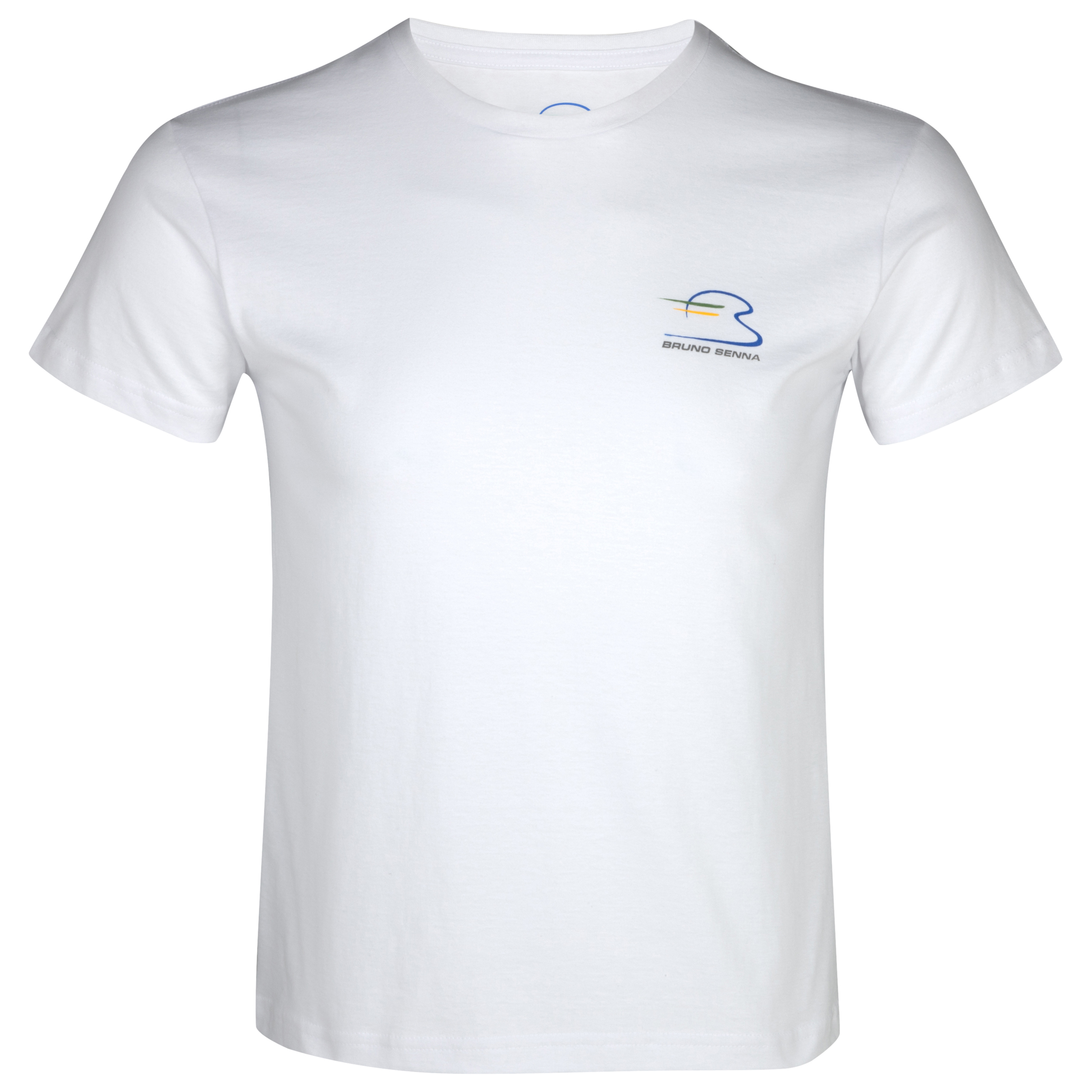 Bruno Senna Logo T-Shirt - White