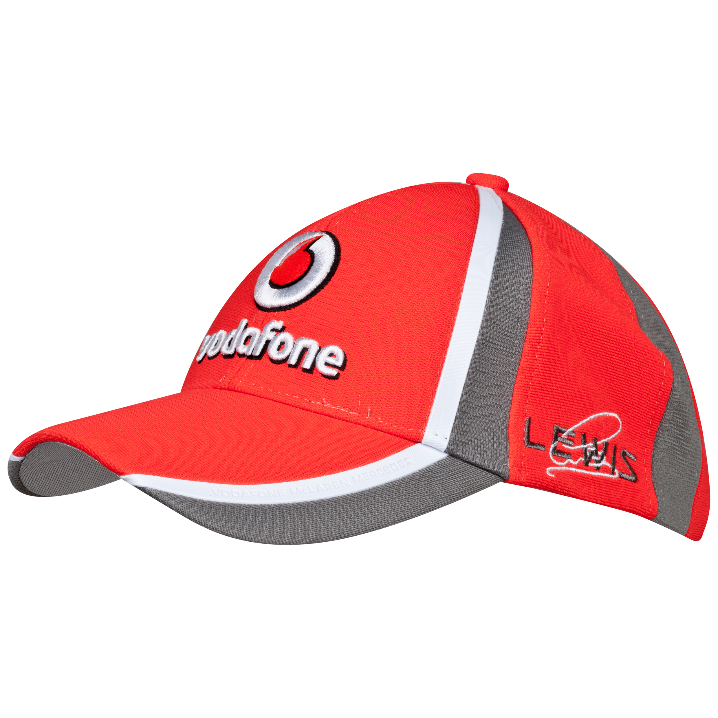 Vodafone McLaren Mercedes 2012 Lewis Hamilton Driver Cap