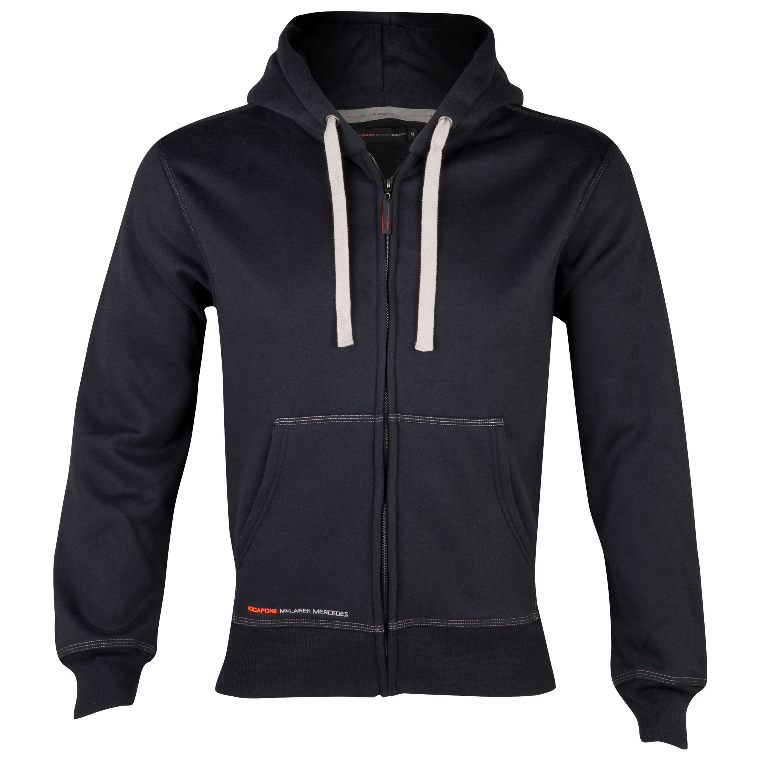 Vodafone McLaren Mercedes Essentials Collection Hoodie
