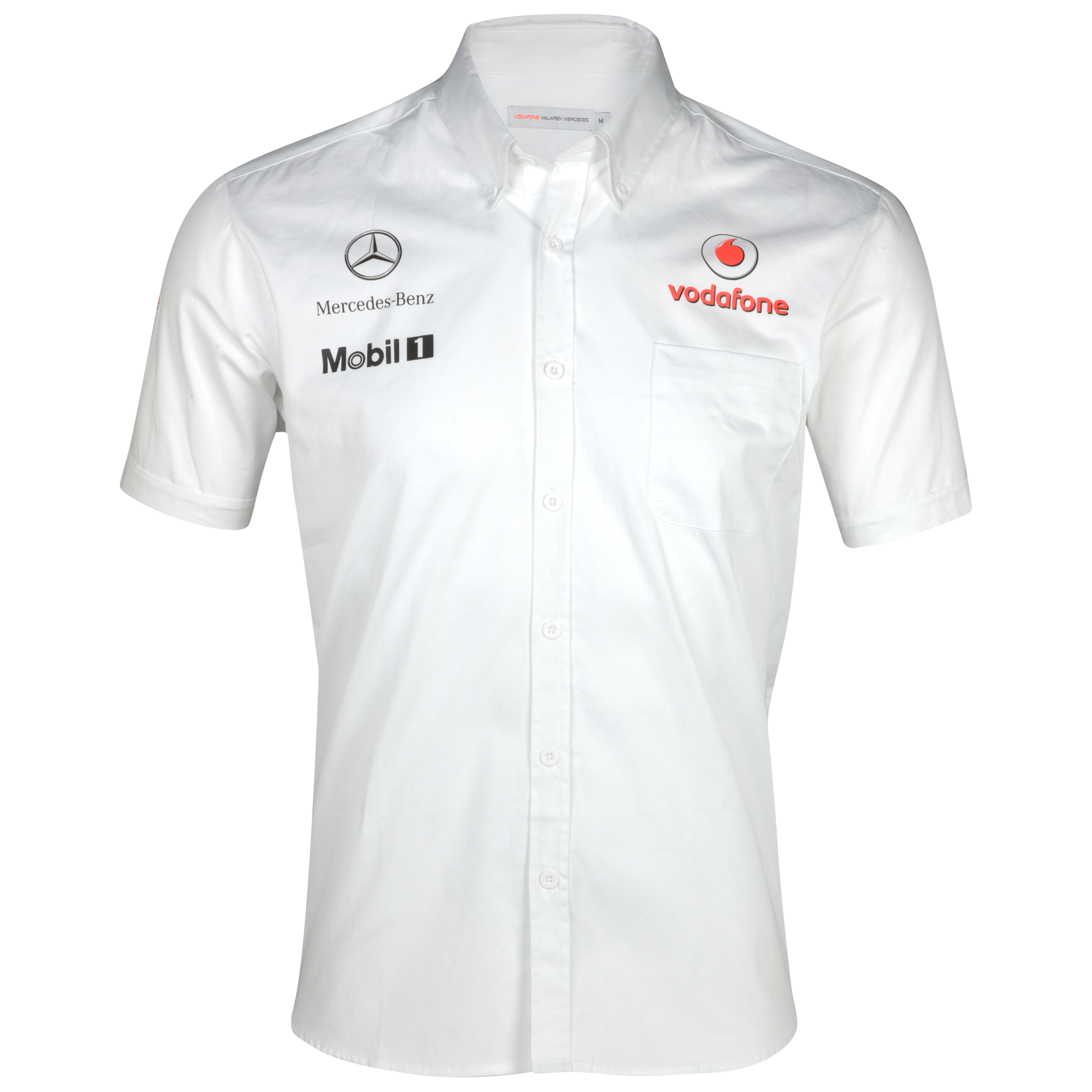 Vodafone McLaren Mercedes 2012 Team Shirt
