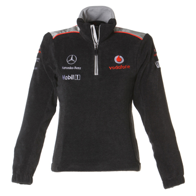Vodafone McLaren Mercedes 2012 Team Sweatshirt - Womens