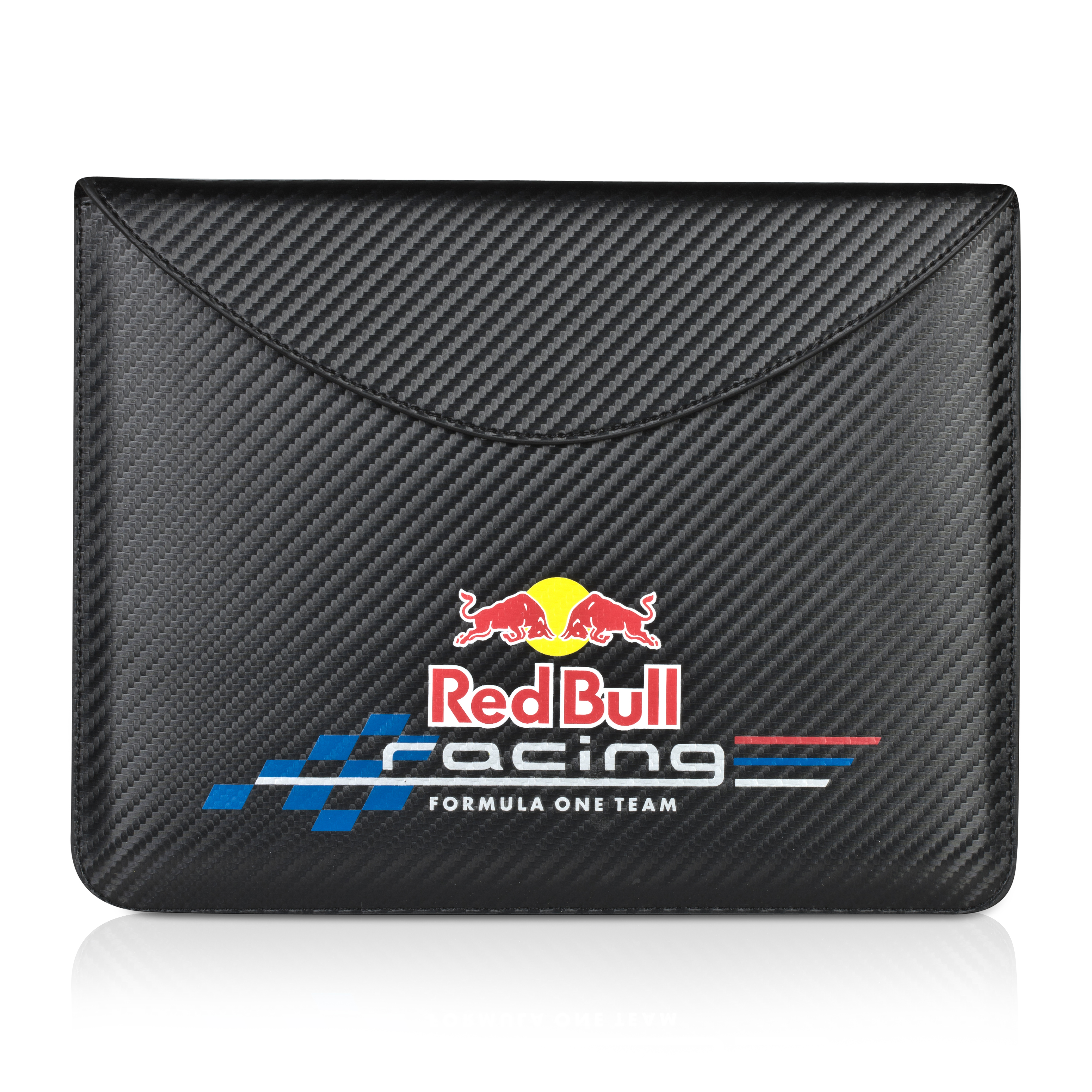 Red Bull Racing iPad Cover - Black