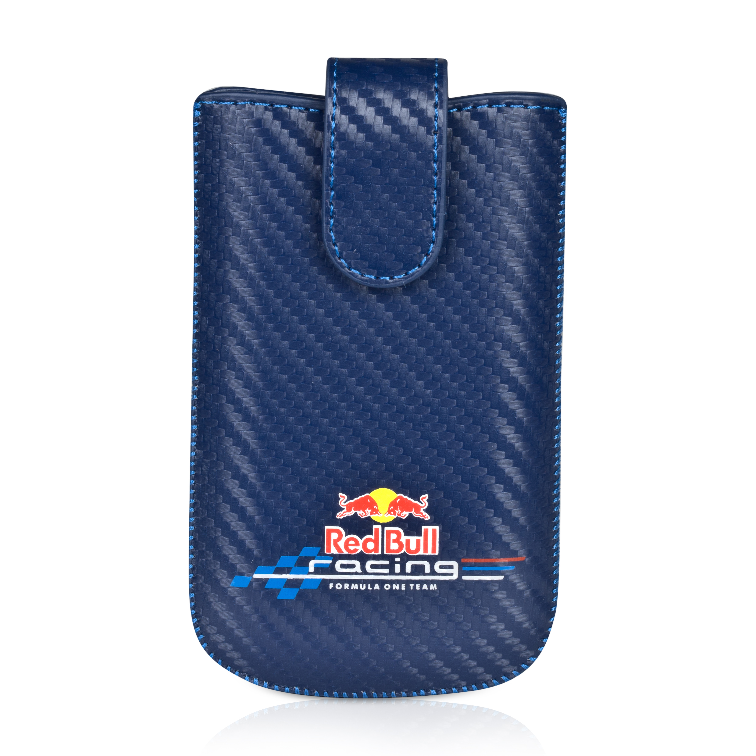 Red Bull Racing Carbon Effect Universal iPhone Case