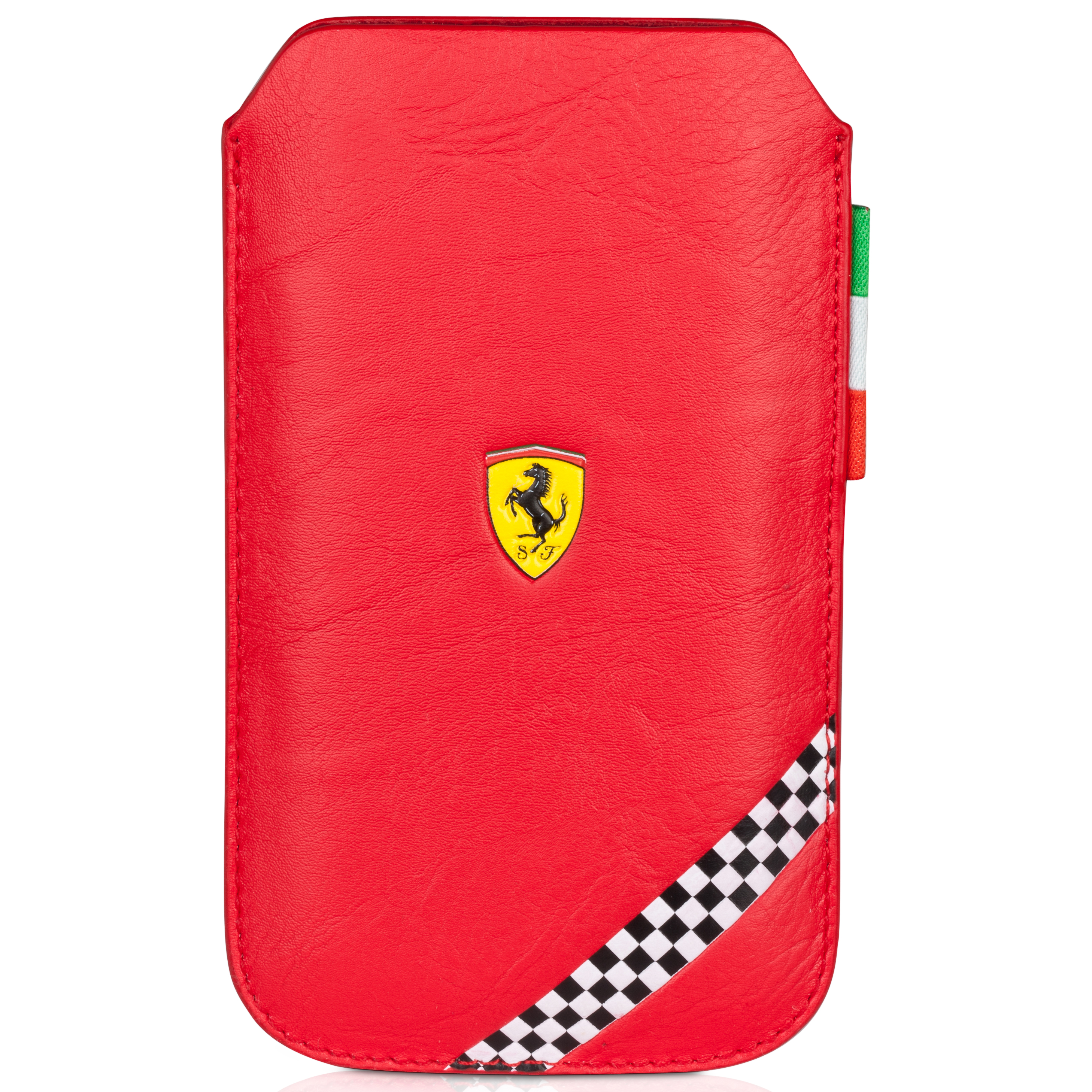 Scuderia Ferrari F1 Large Phone Sleeve - Red