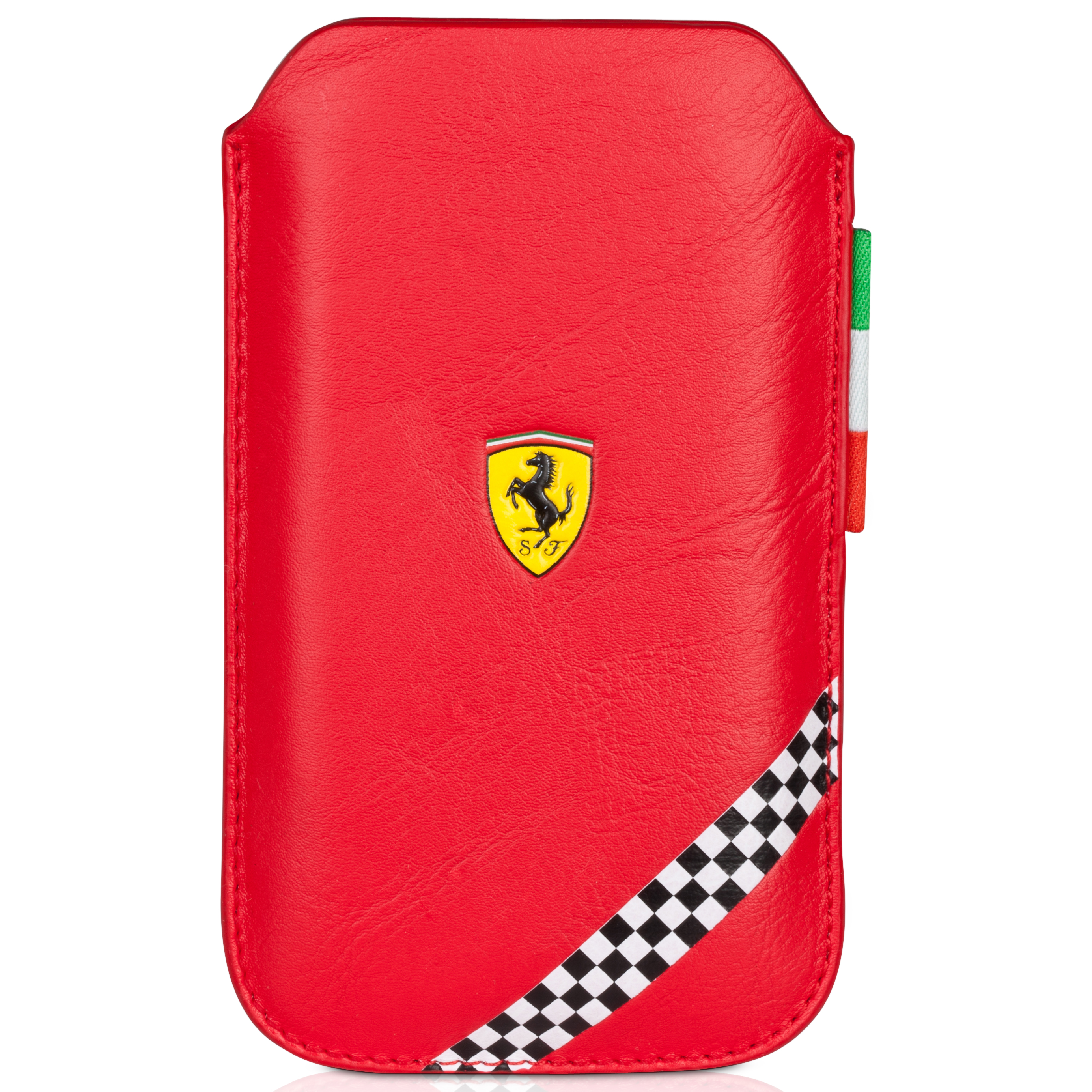 Scuderia Ferrari F1 Medium Phone Sleeve - Red