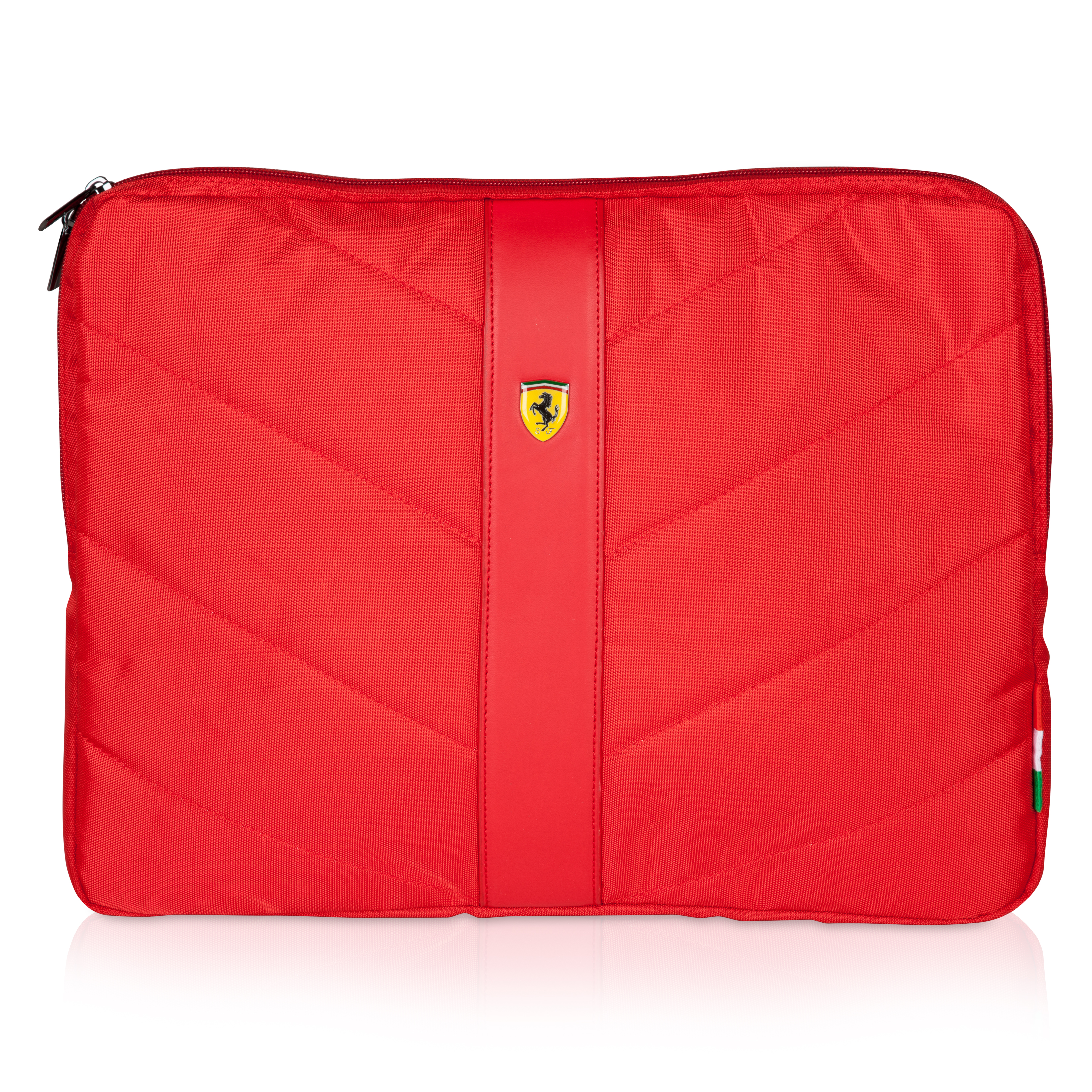 Scuderia Ferrari Laptop Sleeve - Red