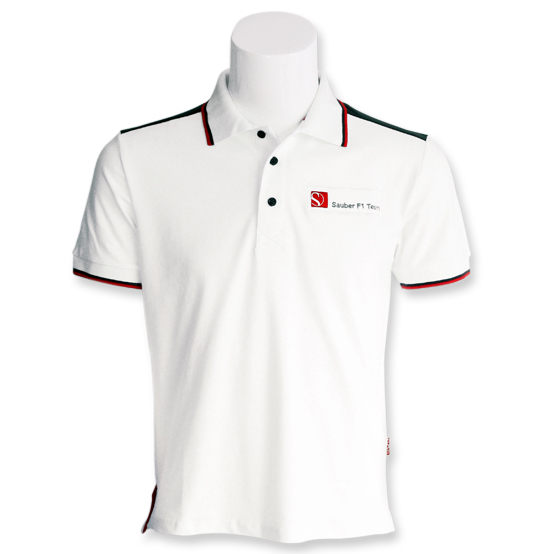 Sauber F1 Team 2012 Polo Shirt