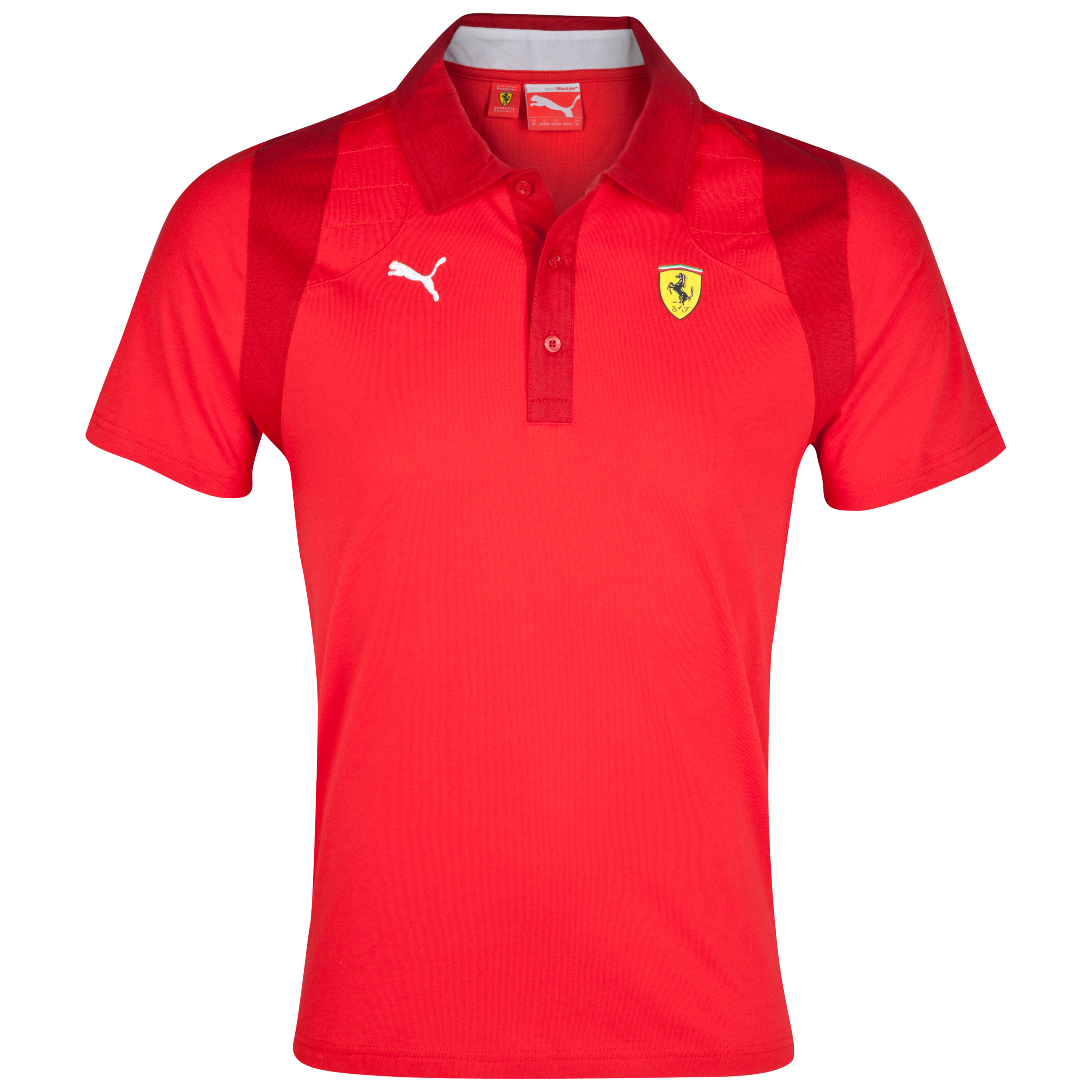 Scuderia Ferrari Polo - SFRosso Corsa