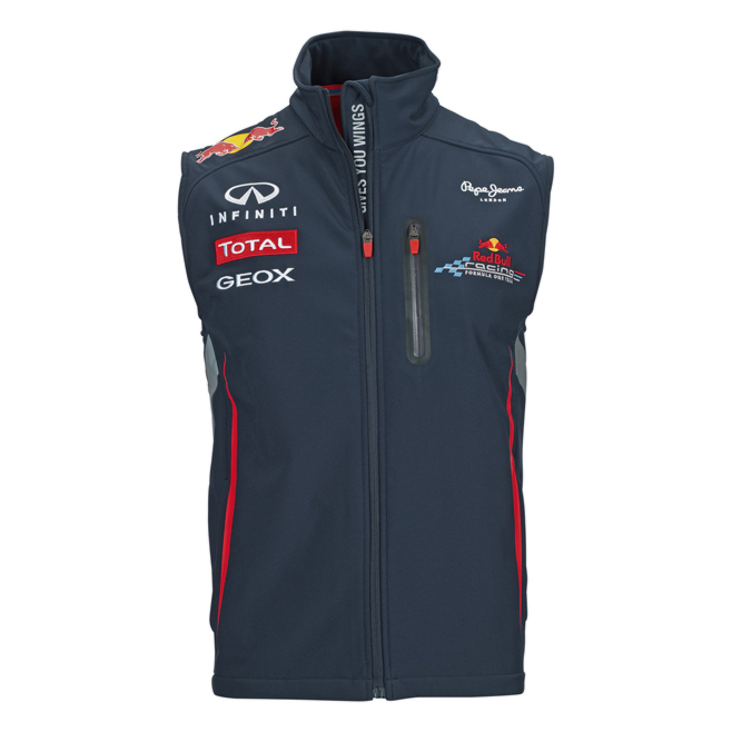 Infiniti Red Bull Racing Official Team Gillet - Unisex