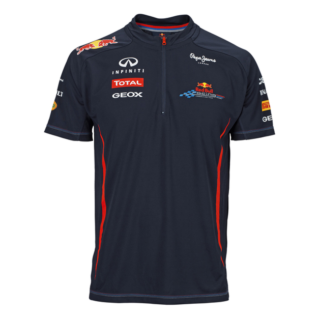 Red Bull Racing Official Team Functional T-Shirt