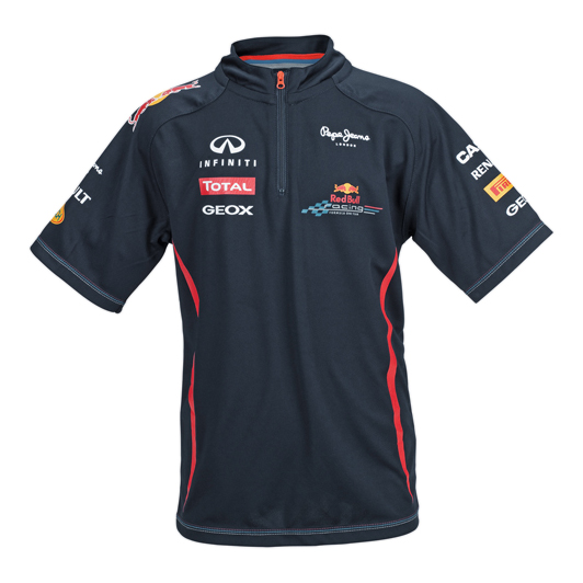 Red Bull Racing Official Team Functional T-Shirt - Kids