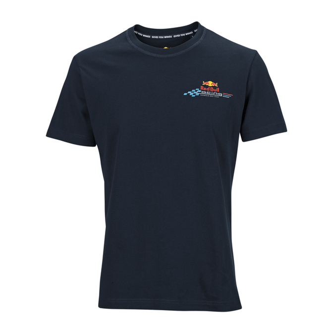 Red Bull Racing Race Logo T-Shirt