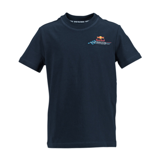 Red Bull Racing Race Logo T-Shirt - Kids