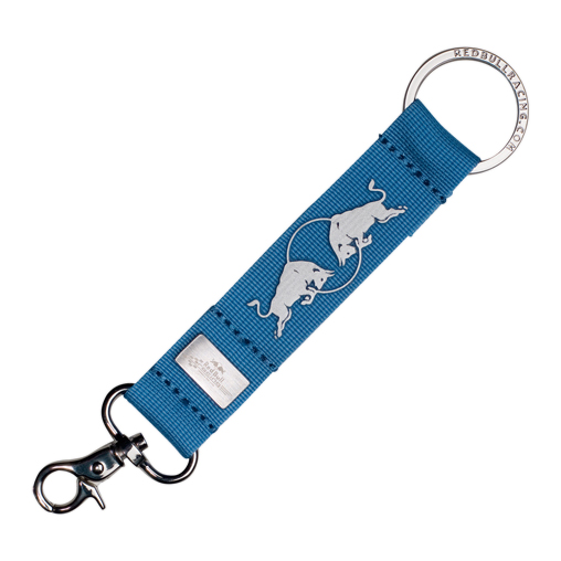Red Bull Racing 2012 Race Keystrap - Ice Blue