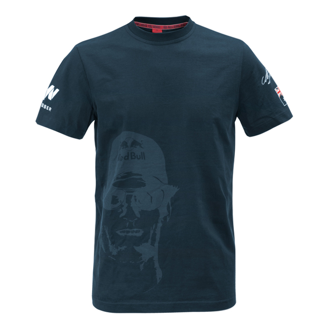 Red Bull Racing Mark Webber Driver T-Shirt