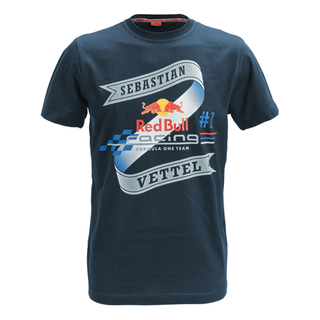Red Bull Racing Sebastian Vettel Driver T-Shirt