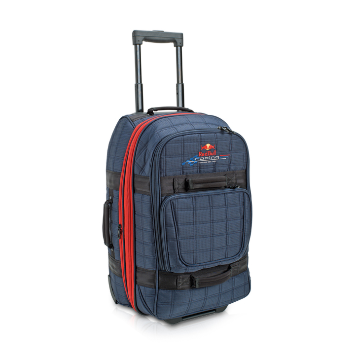 Infiniti Red Bull Racing Race Layover Trolley Bag
