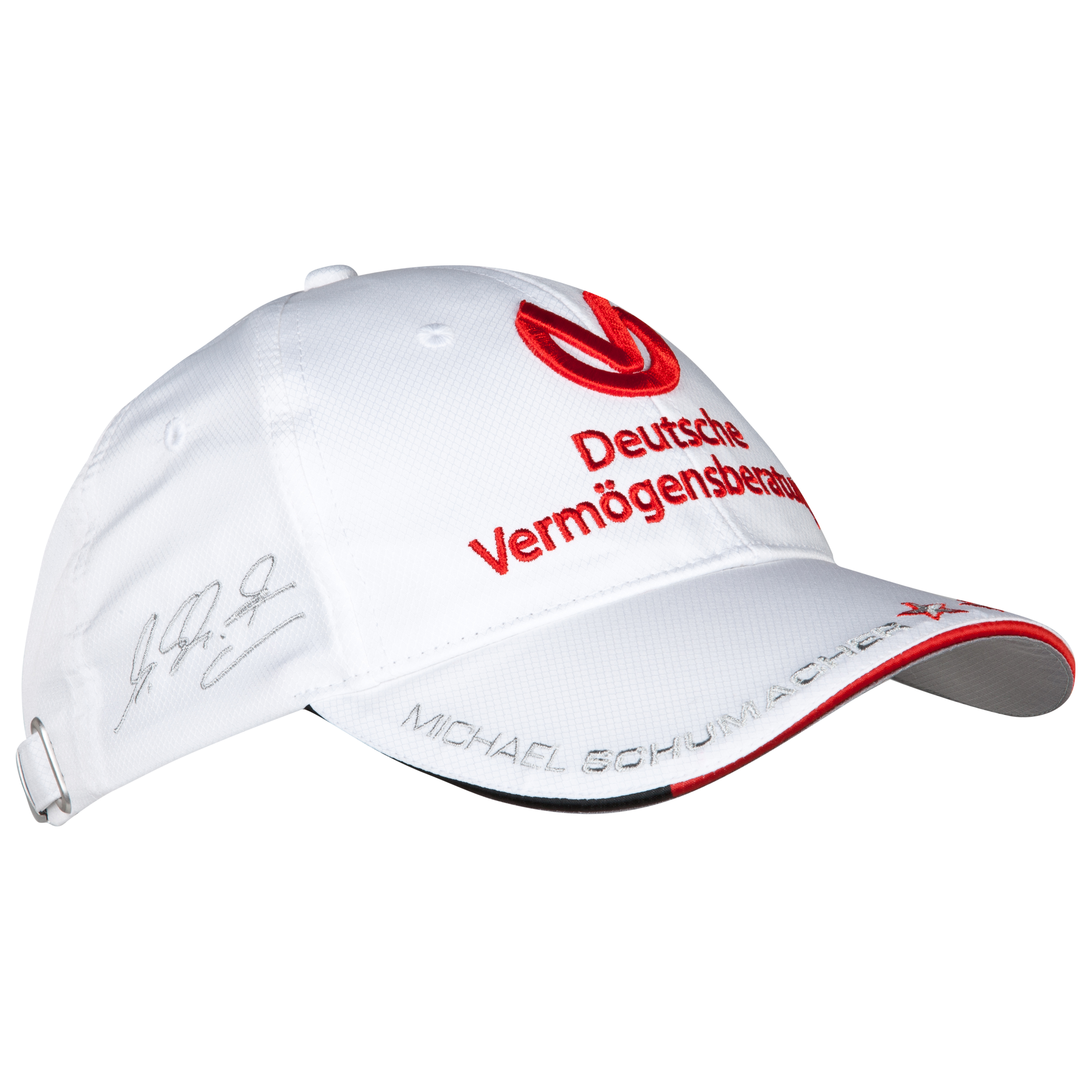 Michael Schumacher 2012 DVAG Driver Cap