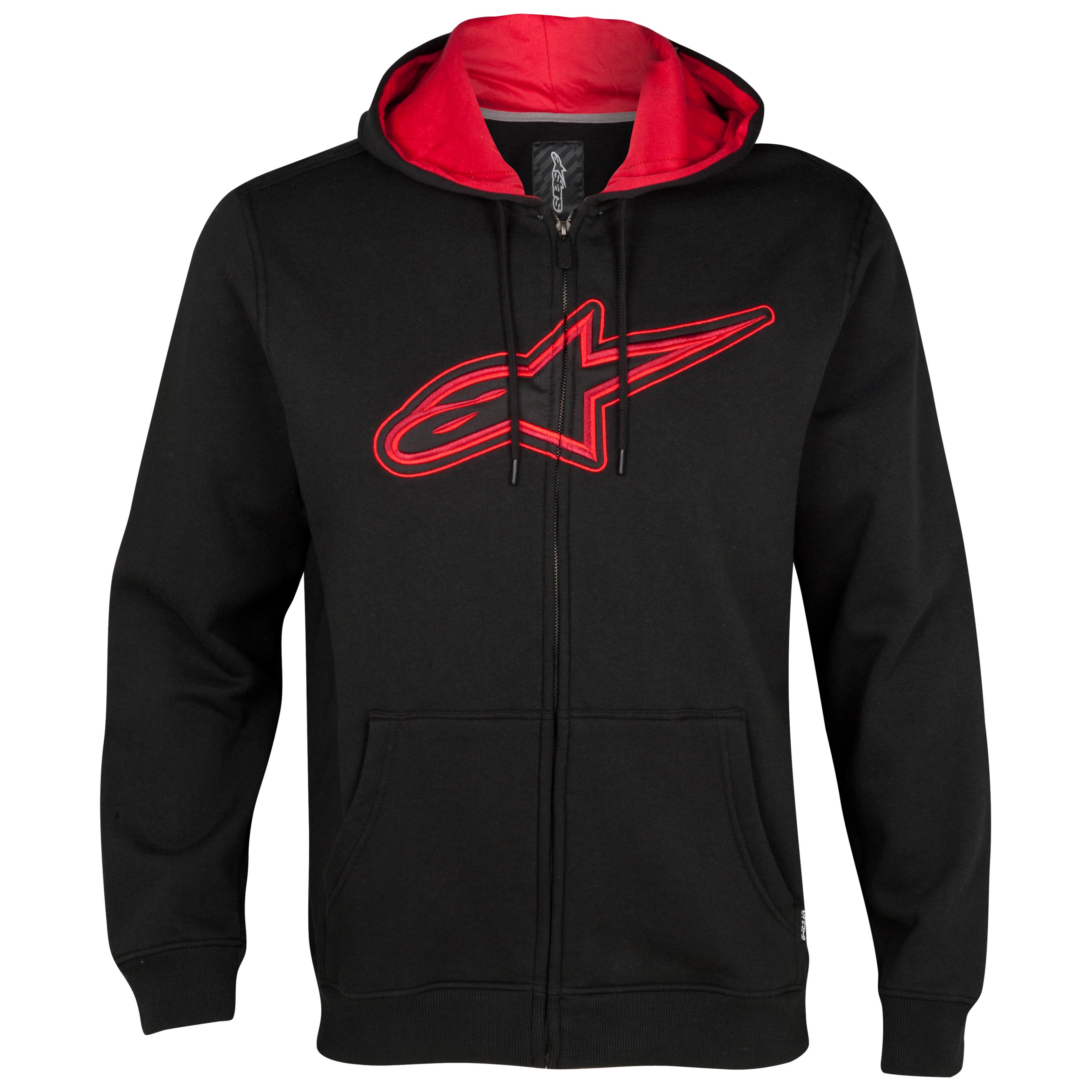 Alpinestar Alpinestars Destroyer Zip Fleece - Black