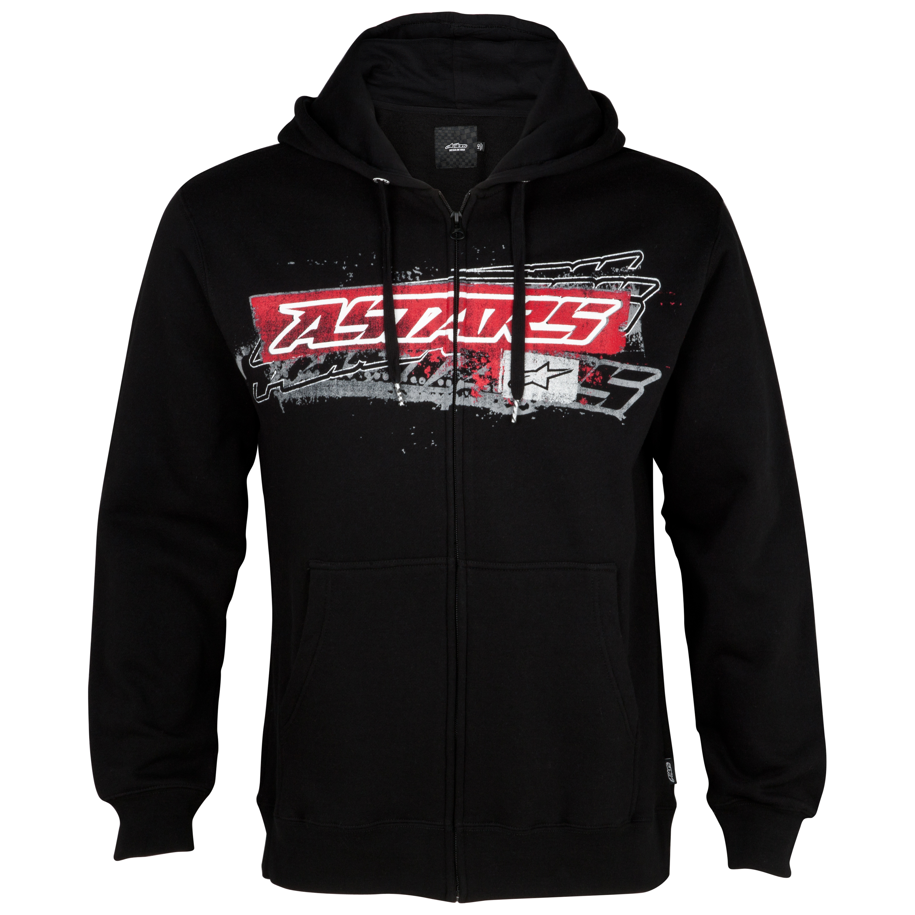 Alpinestars Quickie Zip Fleece - Black