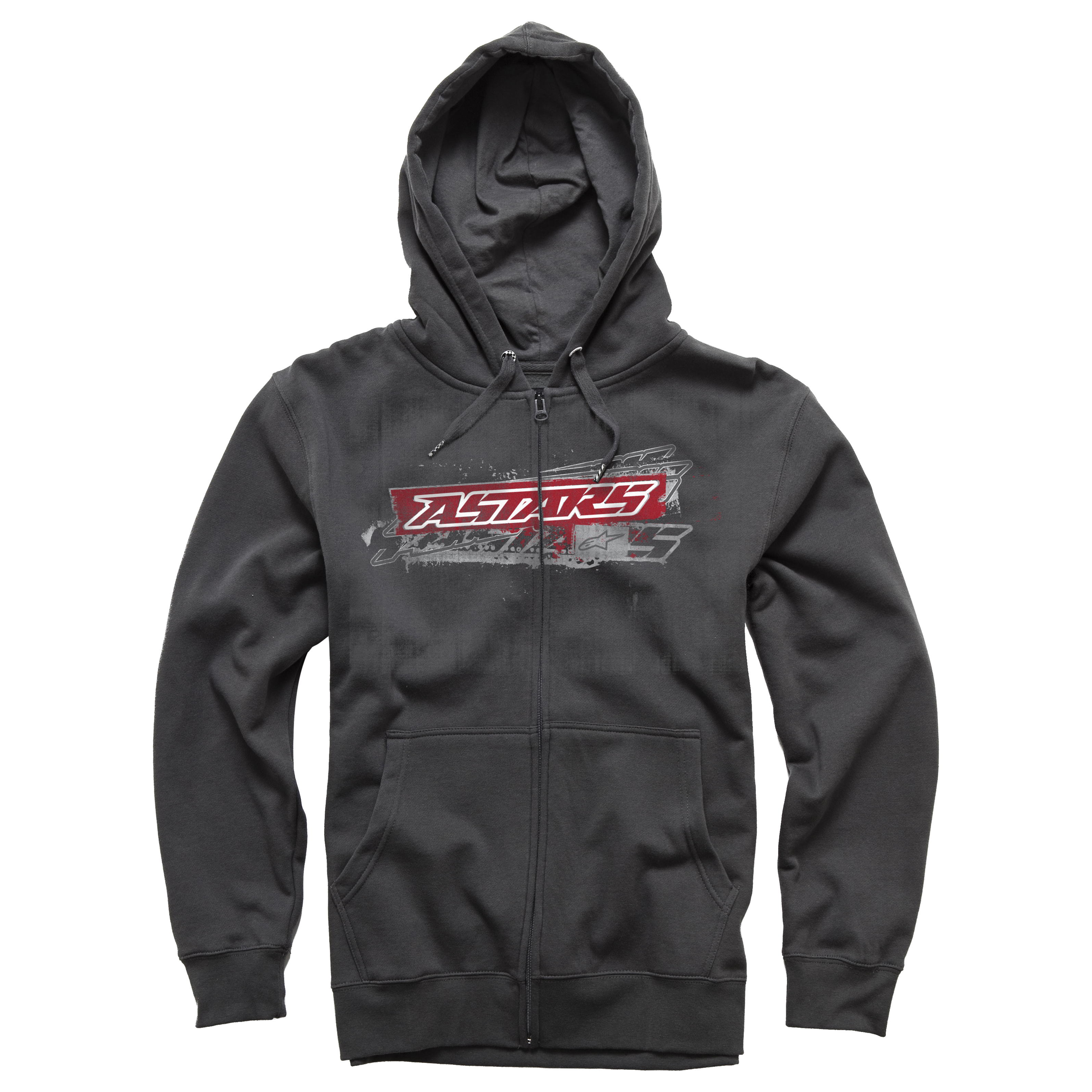 Alpinestars Quickie Zip Fleece - Charcoal