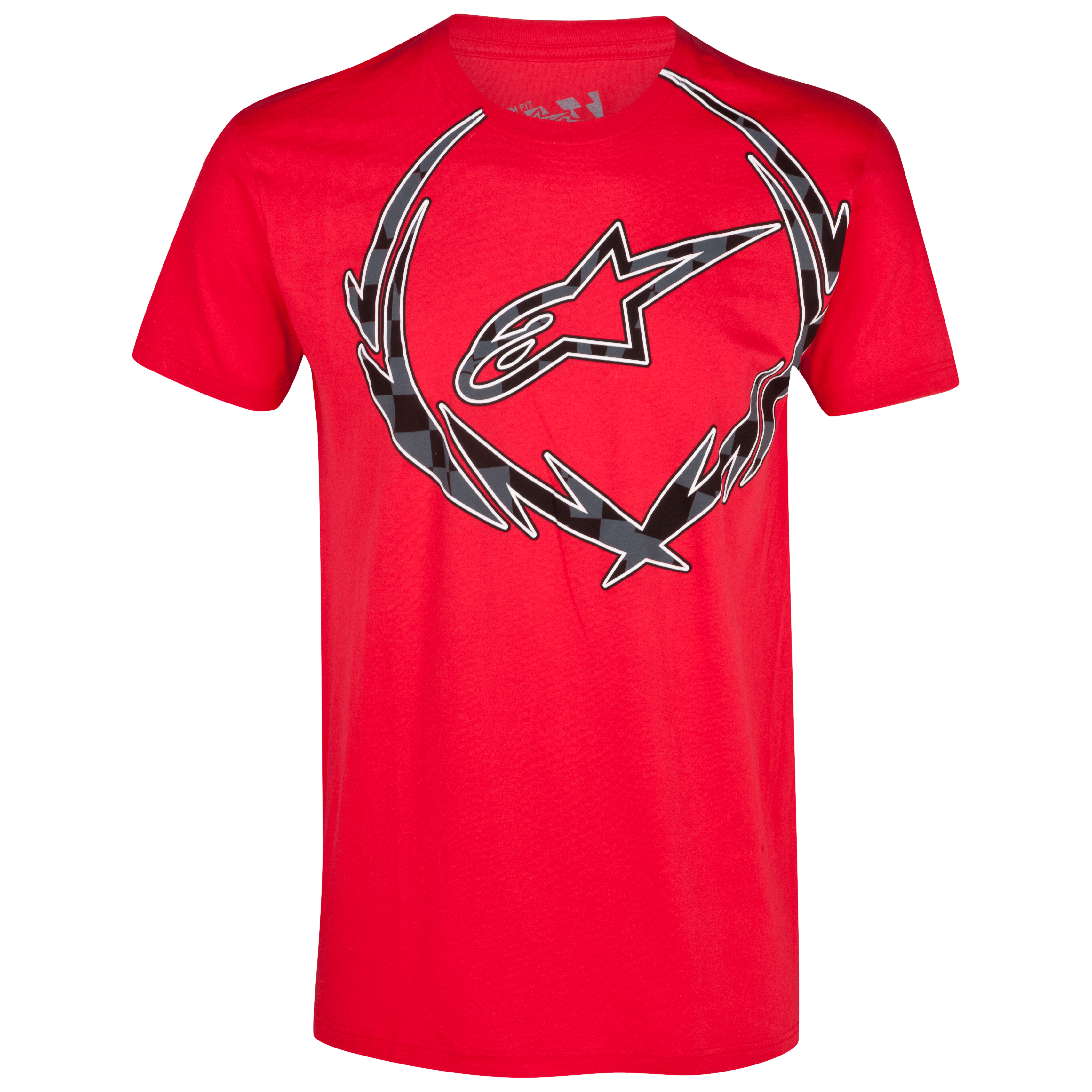 Alpinestars Metal Wreath T-Shirt - Red