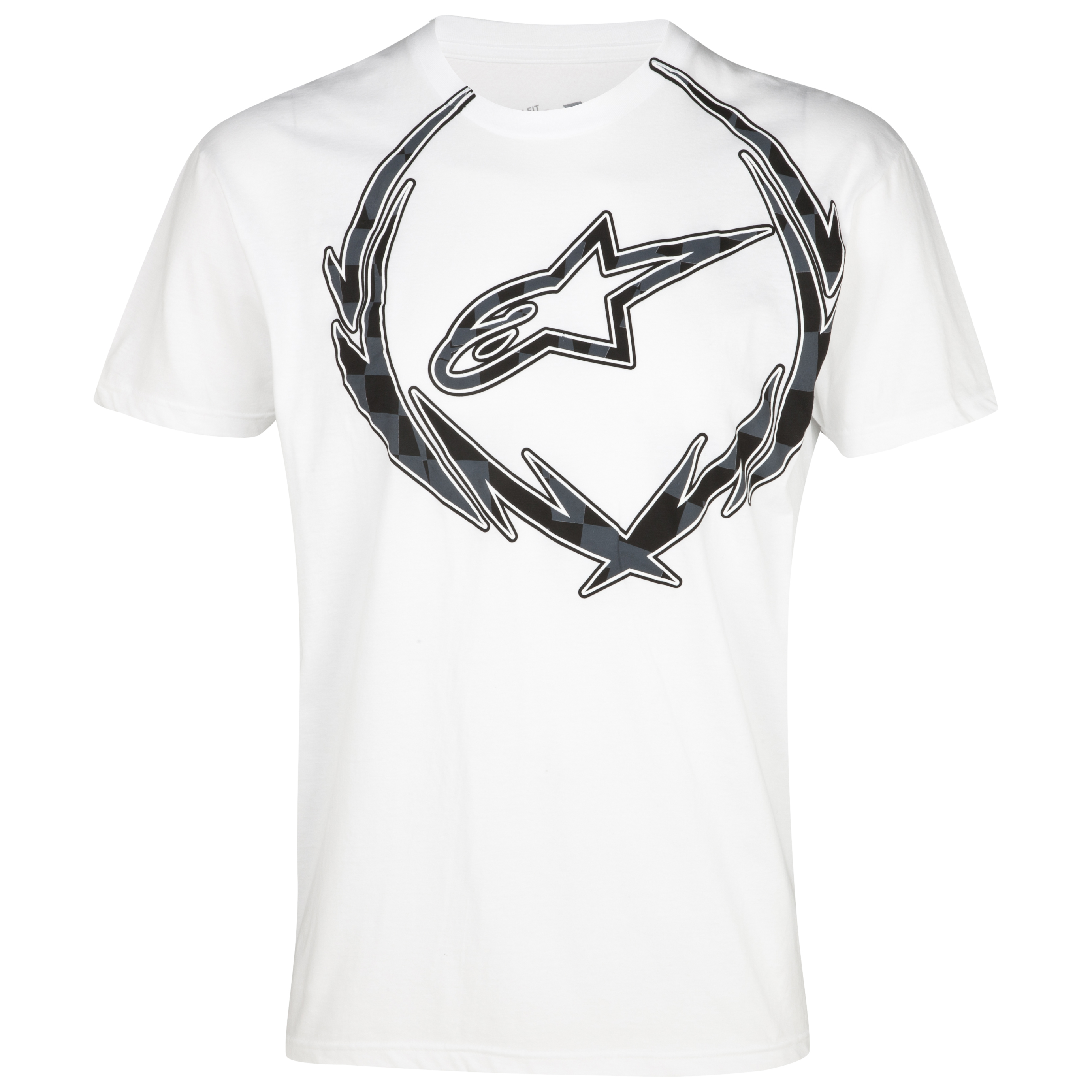 Alpinestars Metal Wreath T-Shirt - White