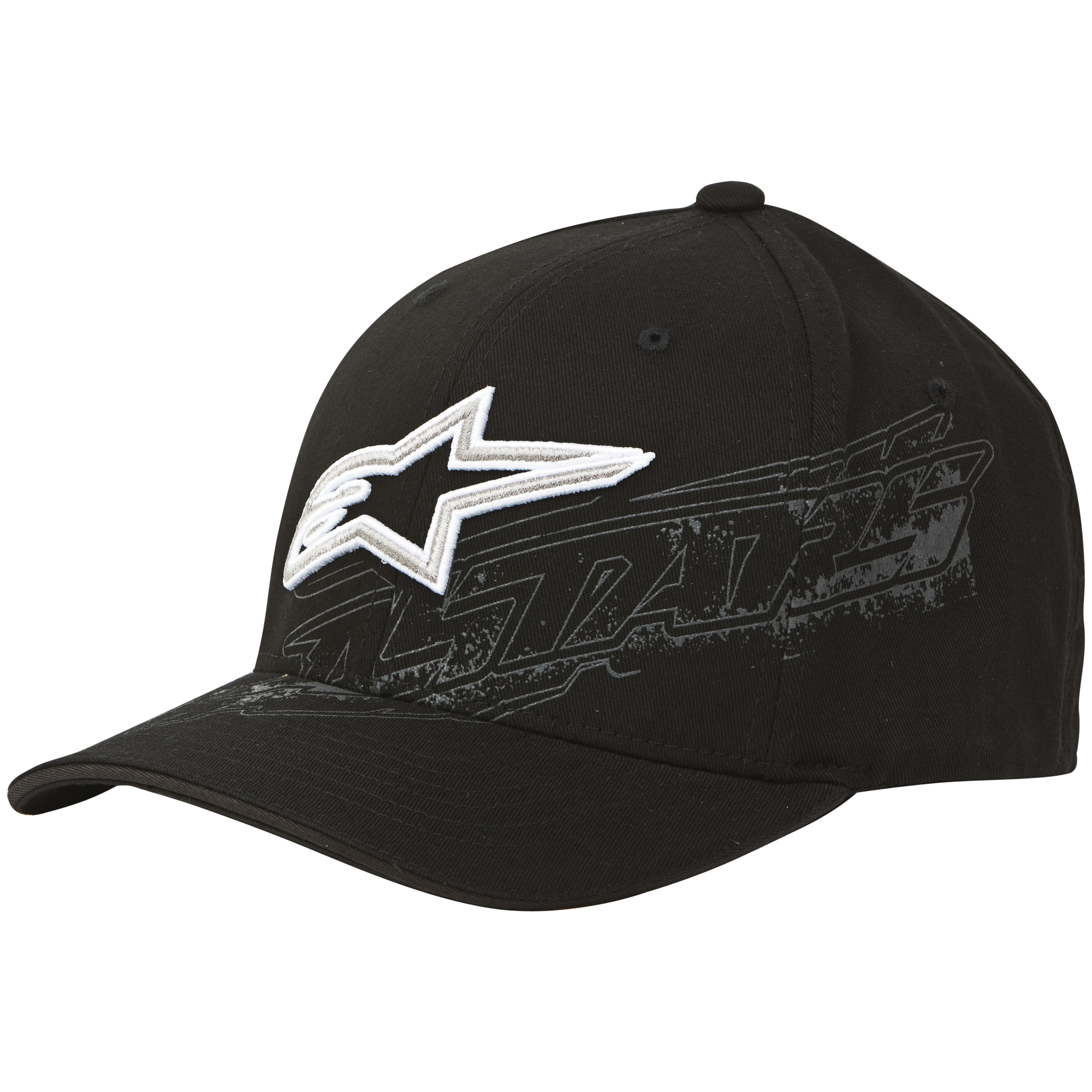 Alpinestars Busy Flexfit Hat - Black