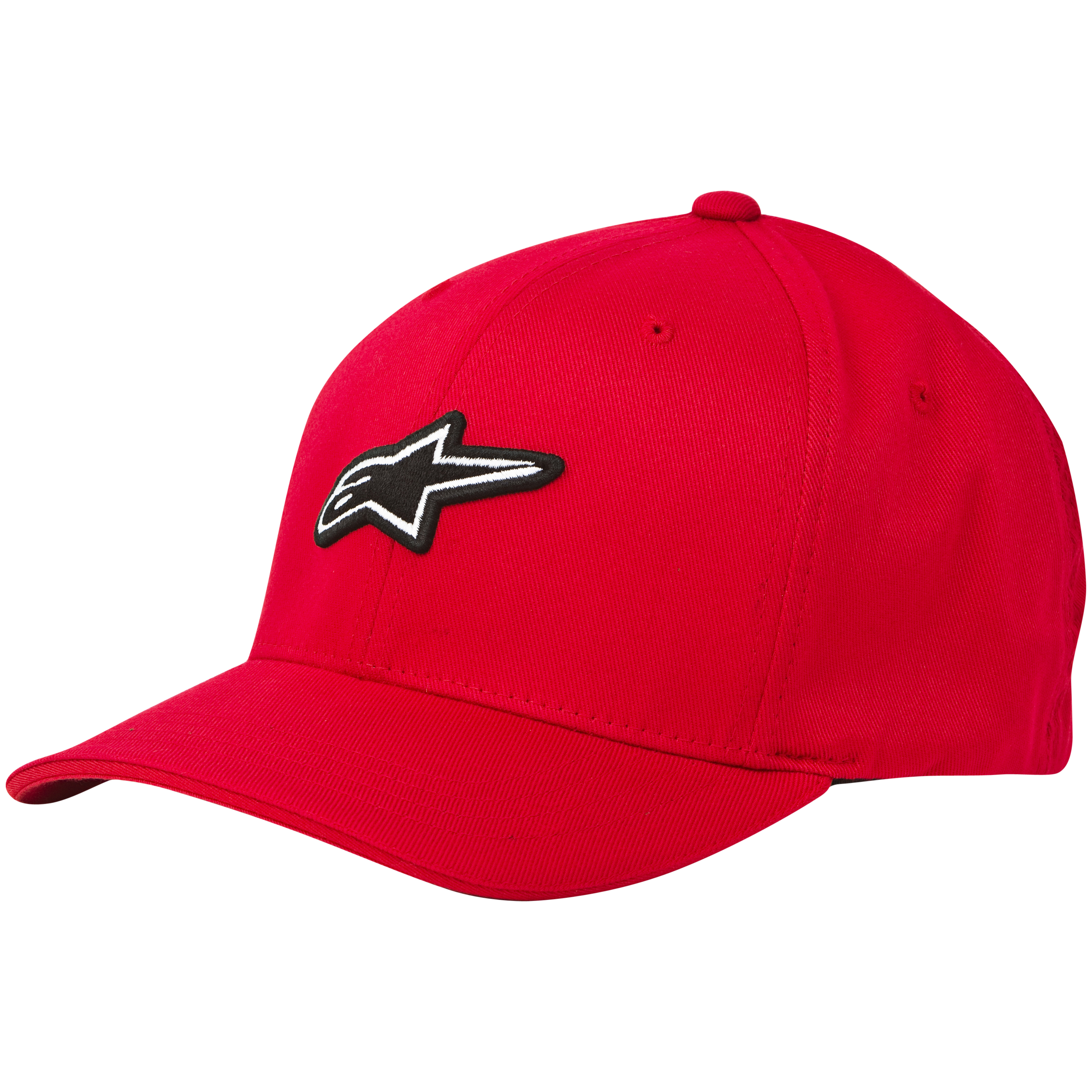 Alpinestars Raised Flexfit Hat - Red
